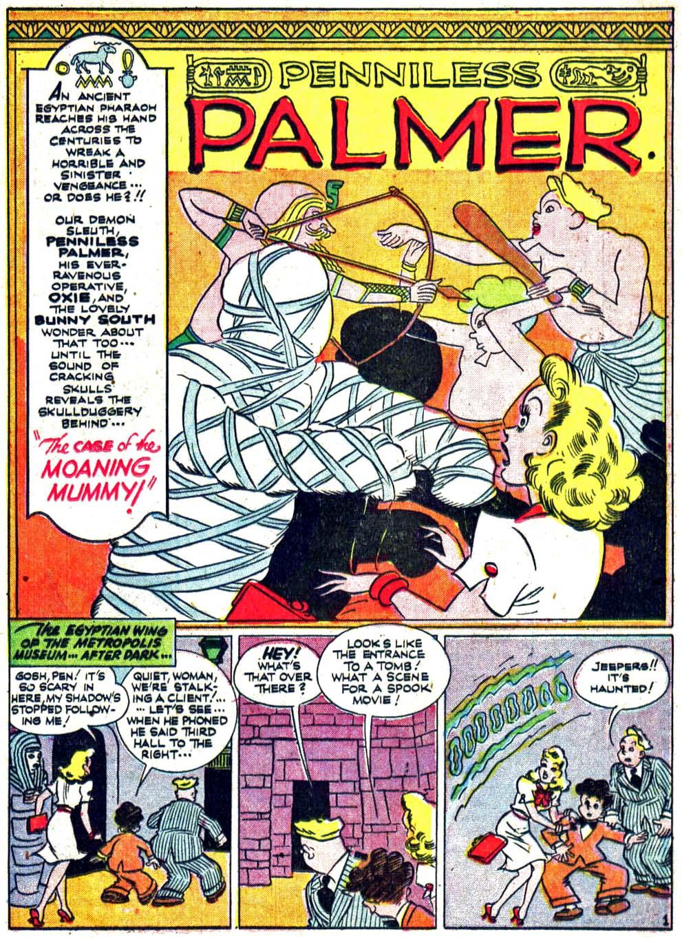Star Spangled Comics (1941) issue 27 - Page 33