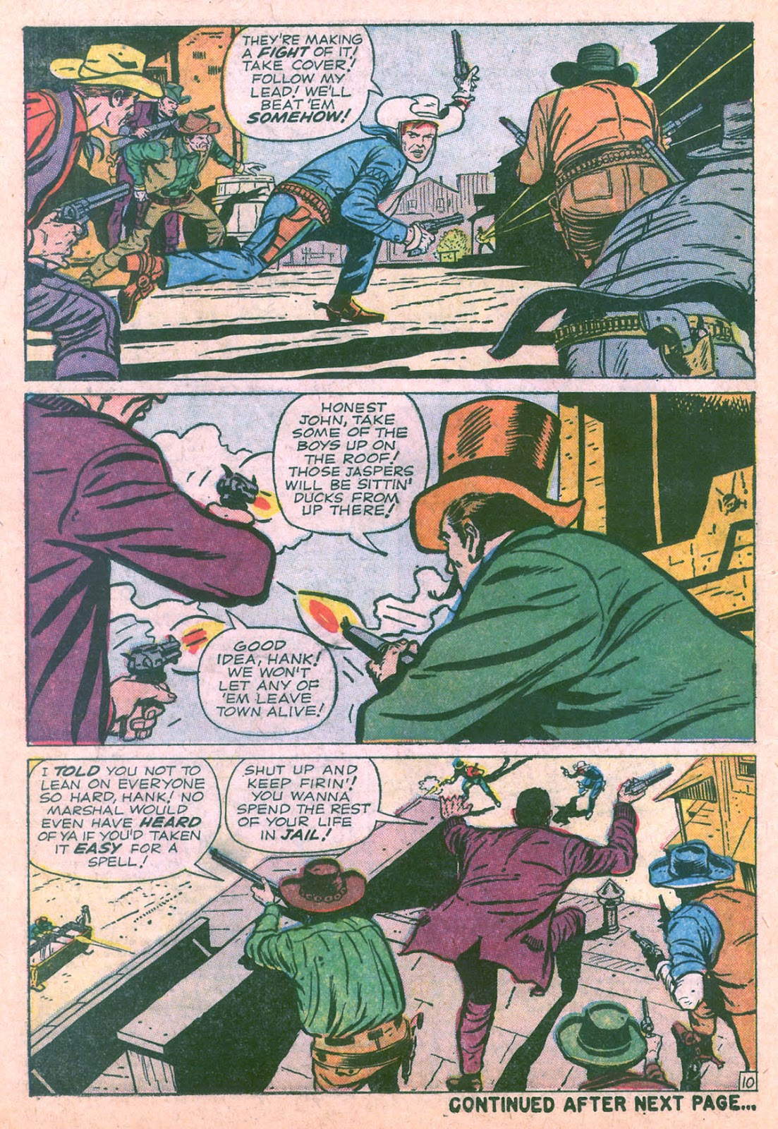 The Rawhide Kid (1955) issue 36 - Page 14