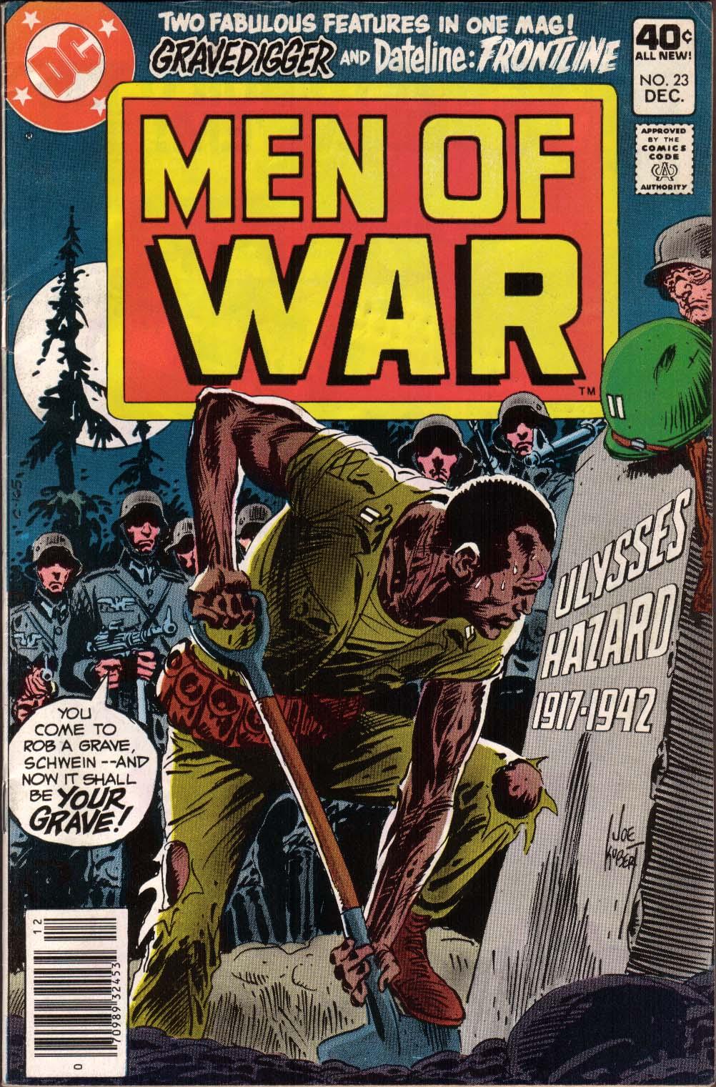 Men of War 23 Page 1