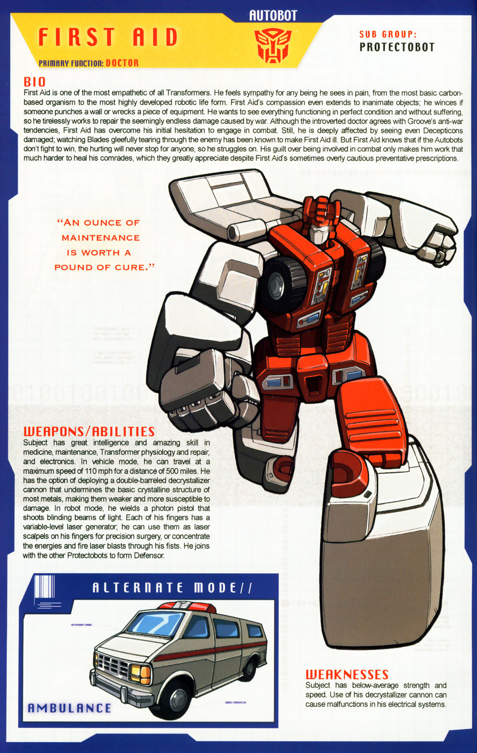 Read online Transformers: More than Meets the Eye comic -  Issue #5 - 4