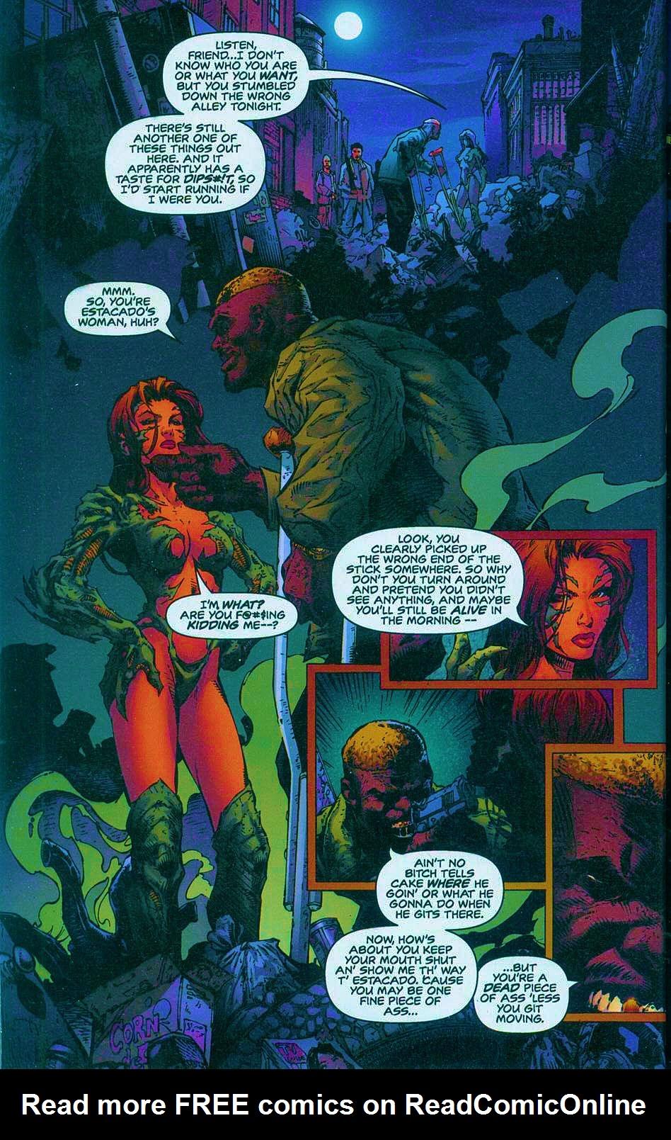 Read online Overkill: Witchblade/Aliens/Darkness/Predator comic -  Issue #2 - 23