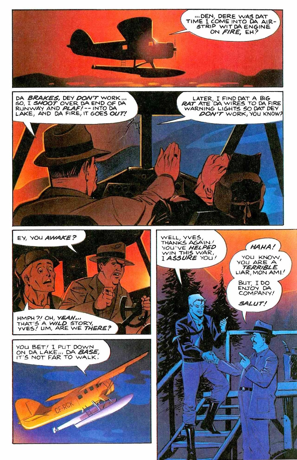 Tempus Fugitive issue 3 - Page 34