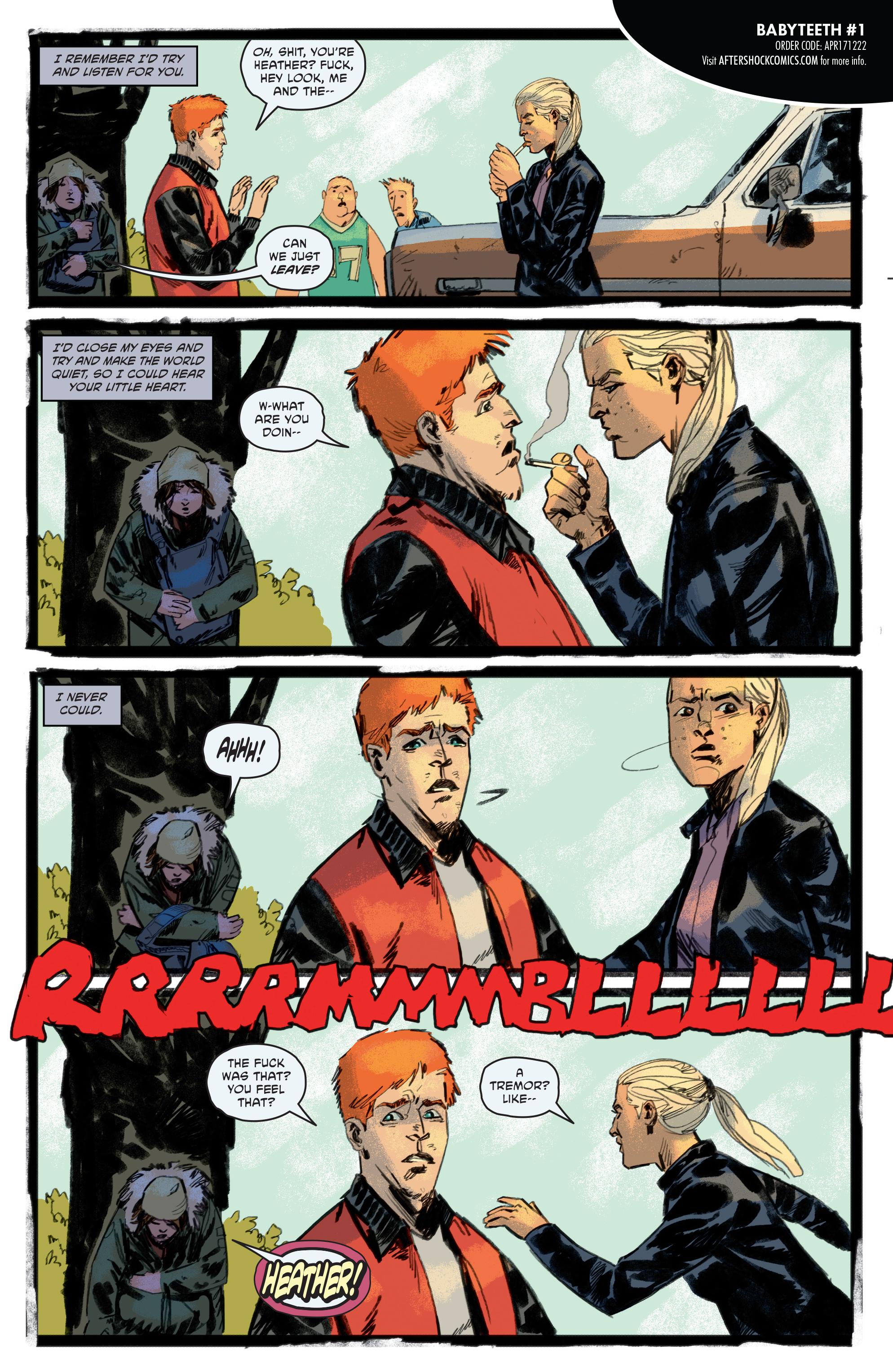 Read online Pestilence comic -  Issue #1 - 29