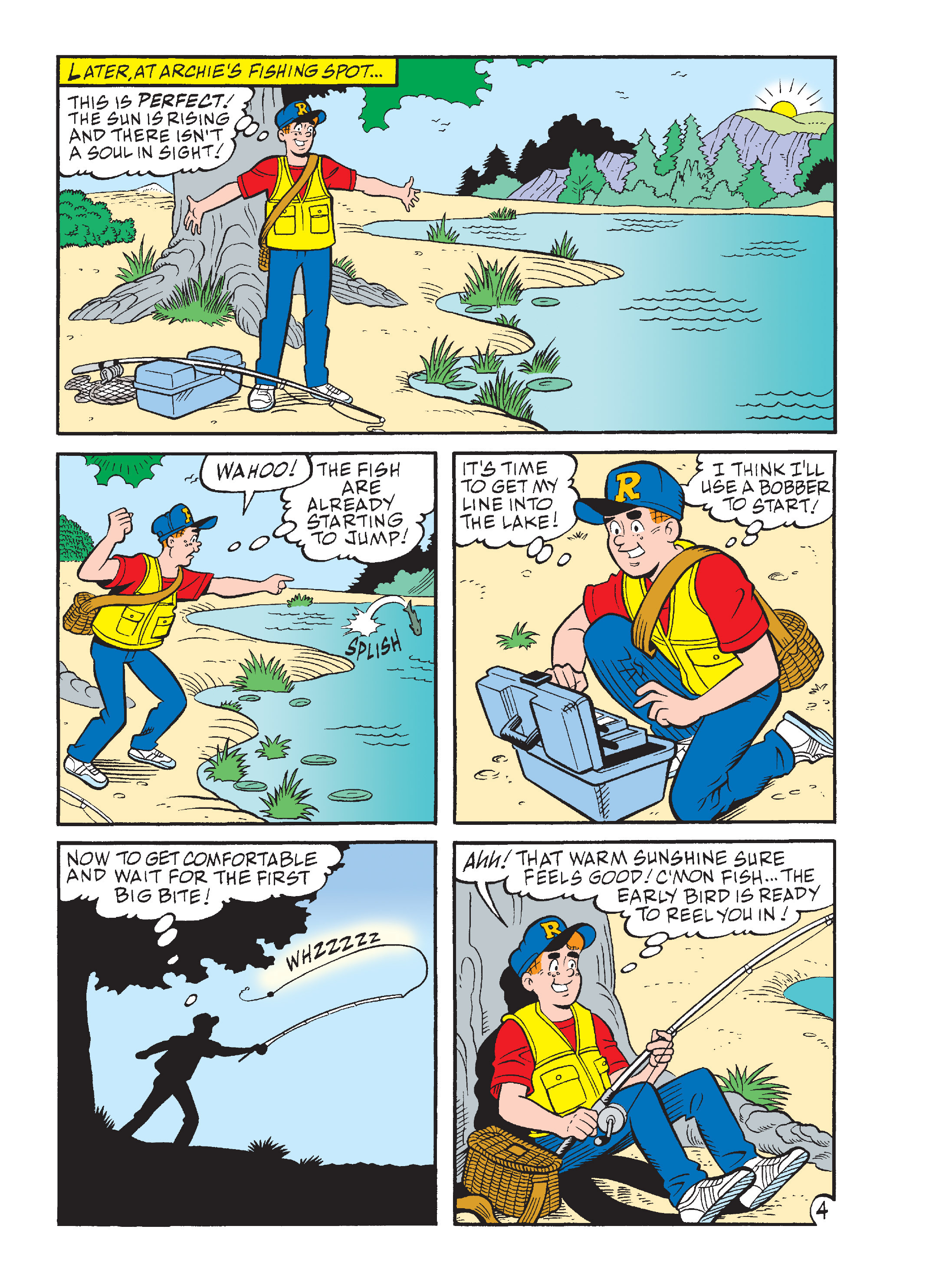 Read online Archie's Funhouse Double Digest comic -  Issue #15 - 175