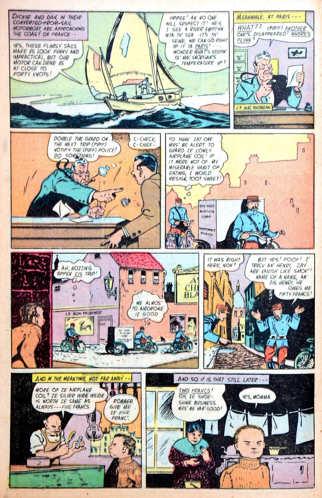 Read online Famous Funnies comic -  Issue #195 - 30