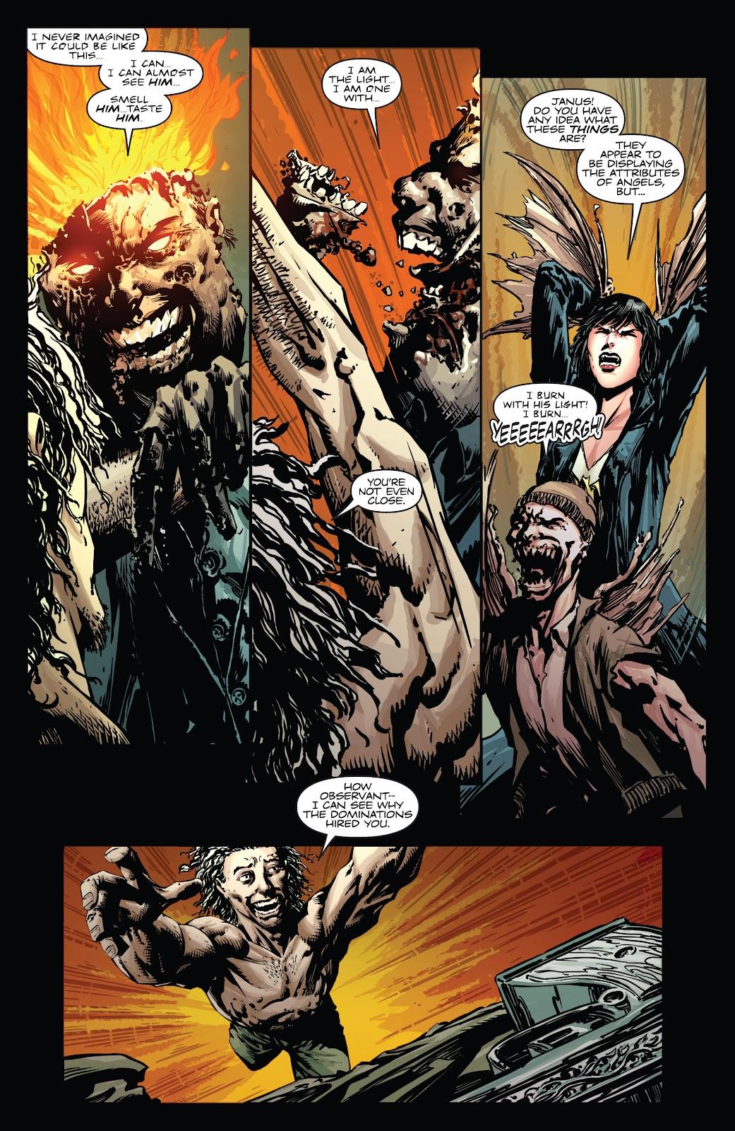 Read online Vampirella Strikes comic -  Issue #2 - 17