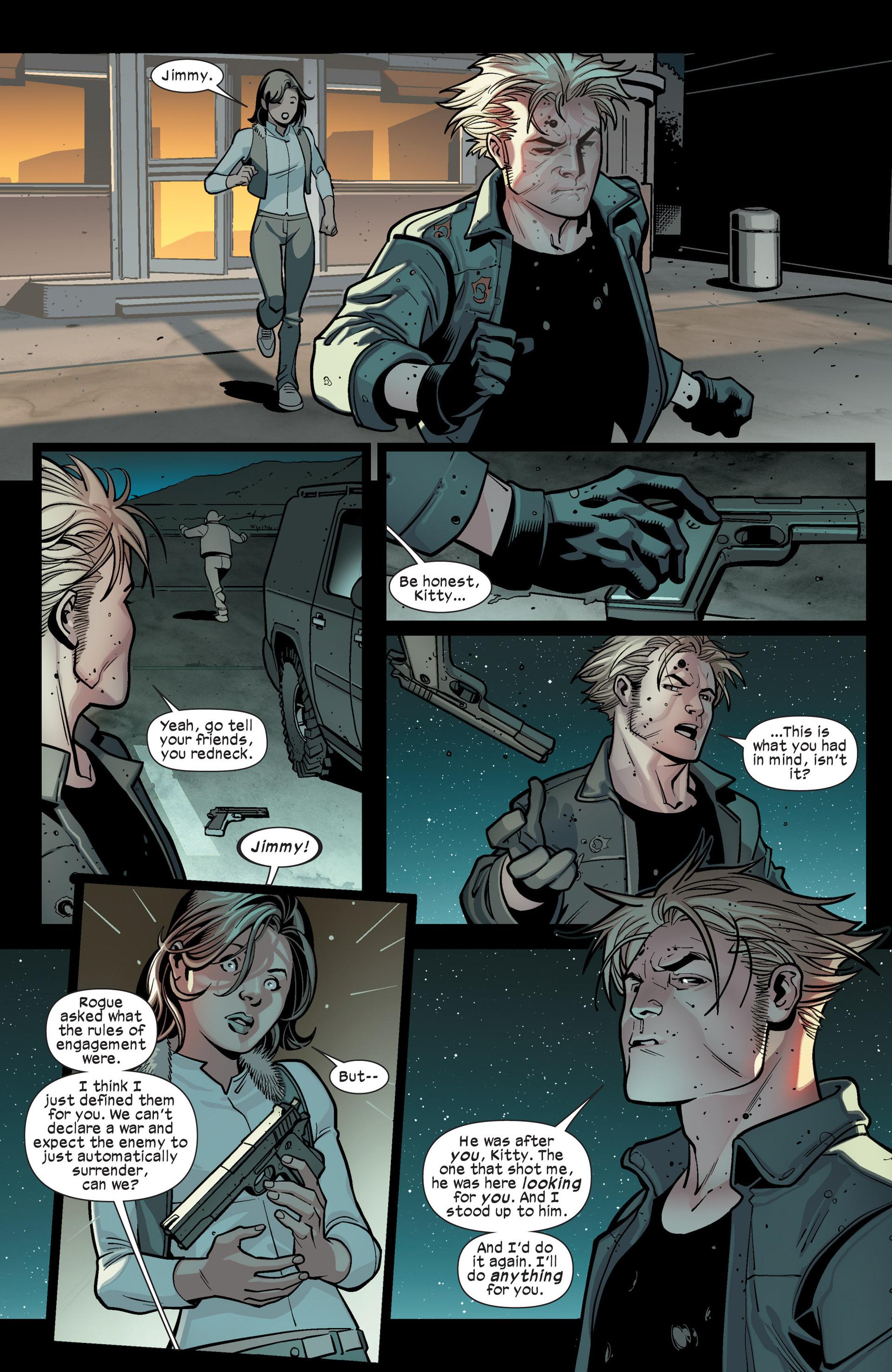 Read online Ultimate Comics X-Men comic -  Issue #15 - 11