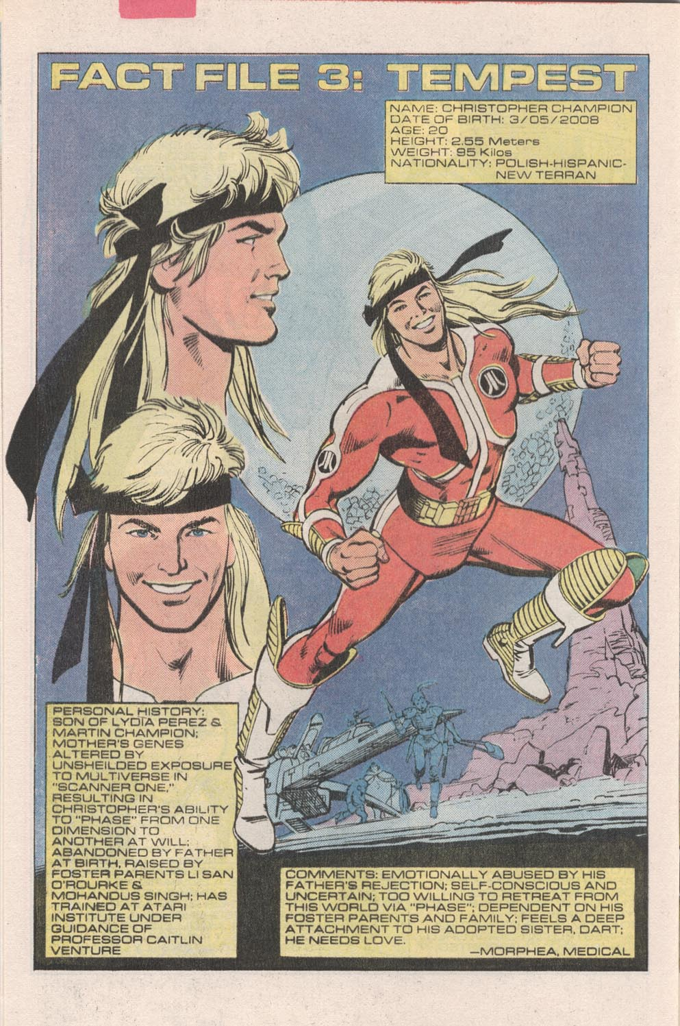 Read online Atari Force (1984) comic -  Issue #2 - 26
