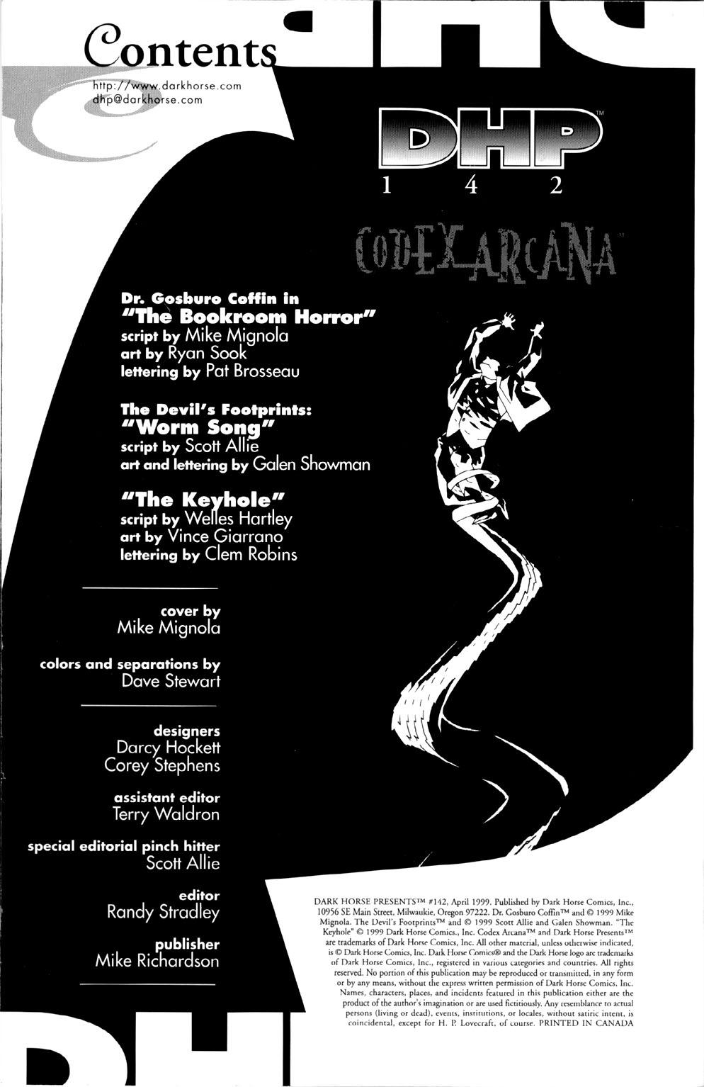 Dark Horse Presents (1986) Issue #142 #147 - English 2