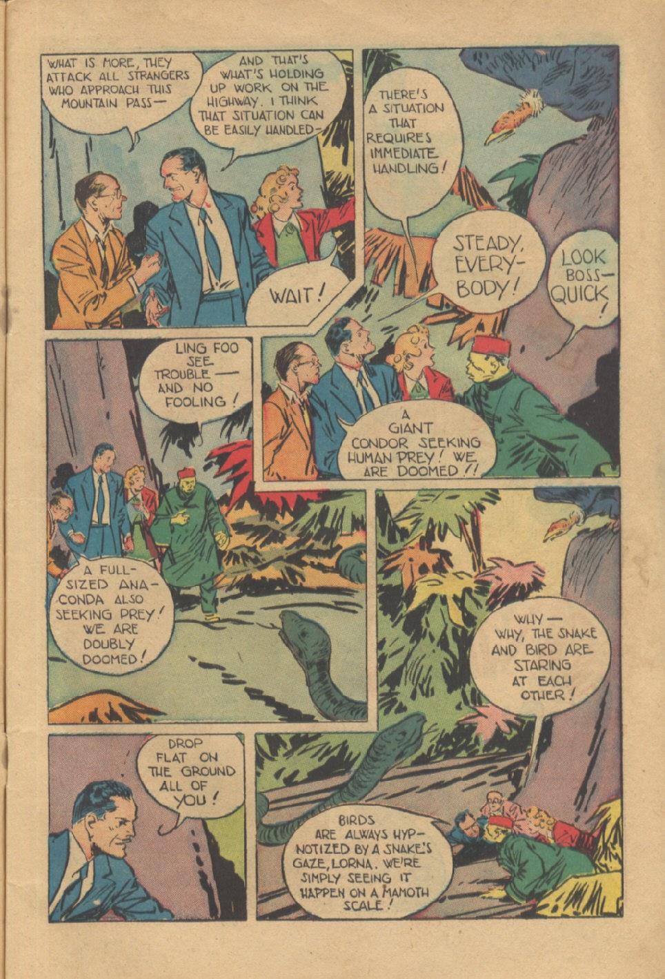 Super-Magician Comics issue 53 - Page 7