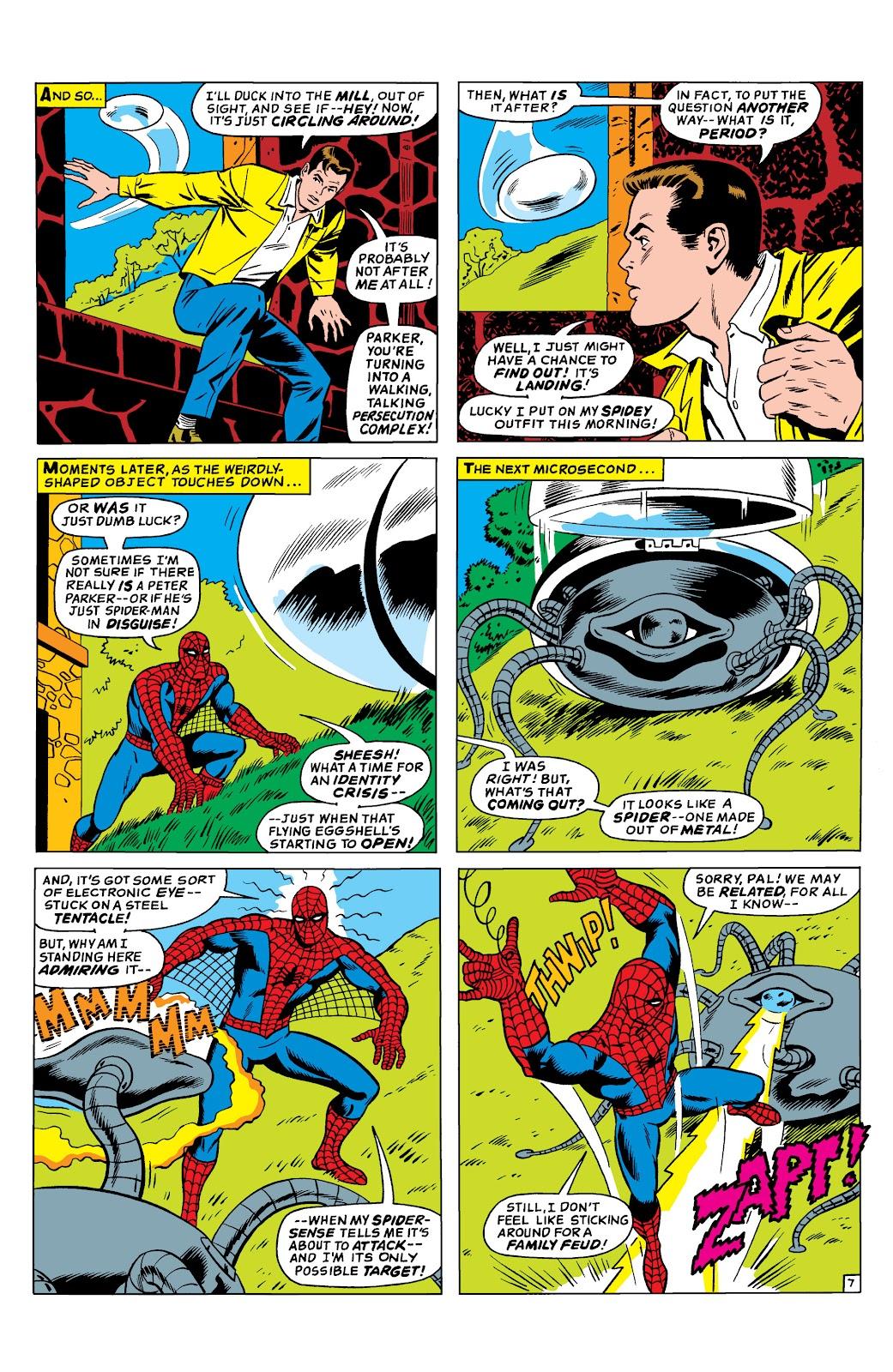 Uncanny X-Men (1963) issue 35 - Page 8