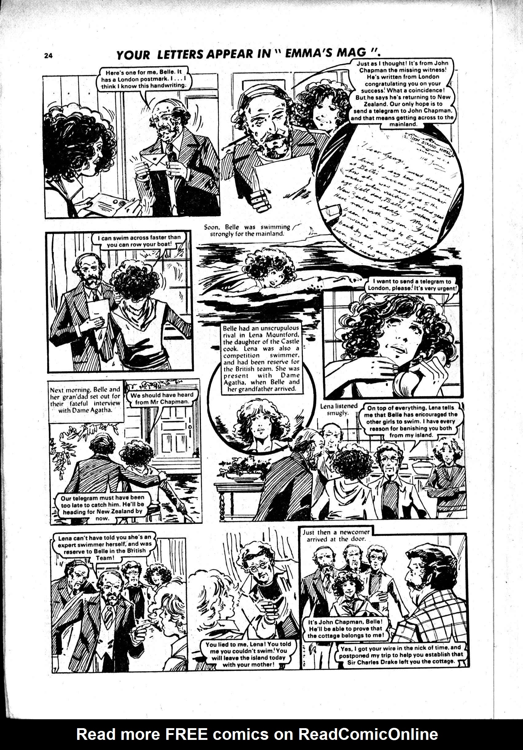 Read online Judy comic -  Issue #1101 - 24