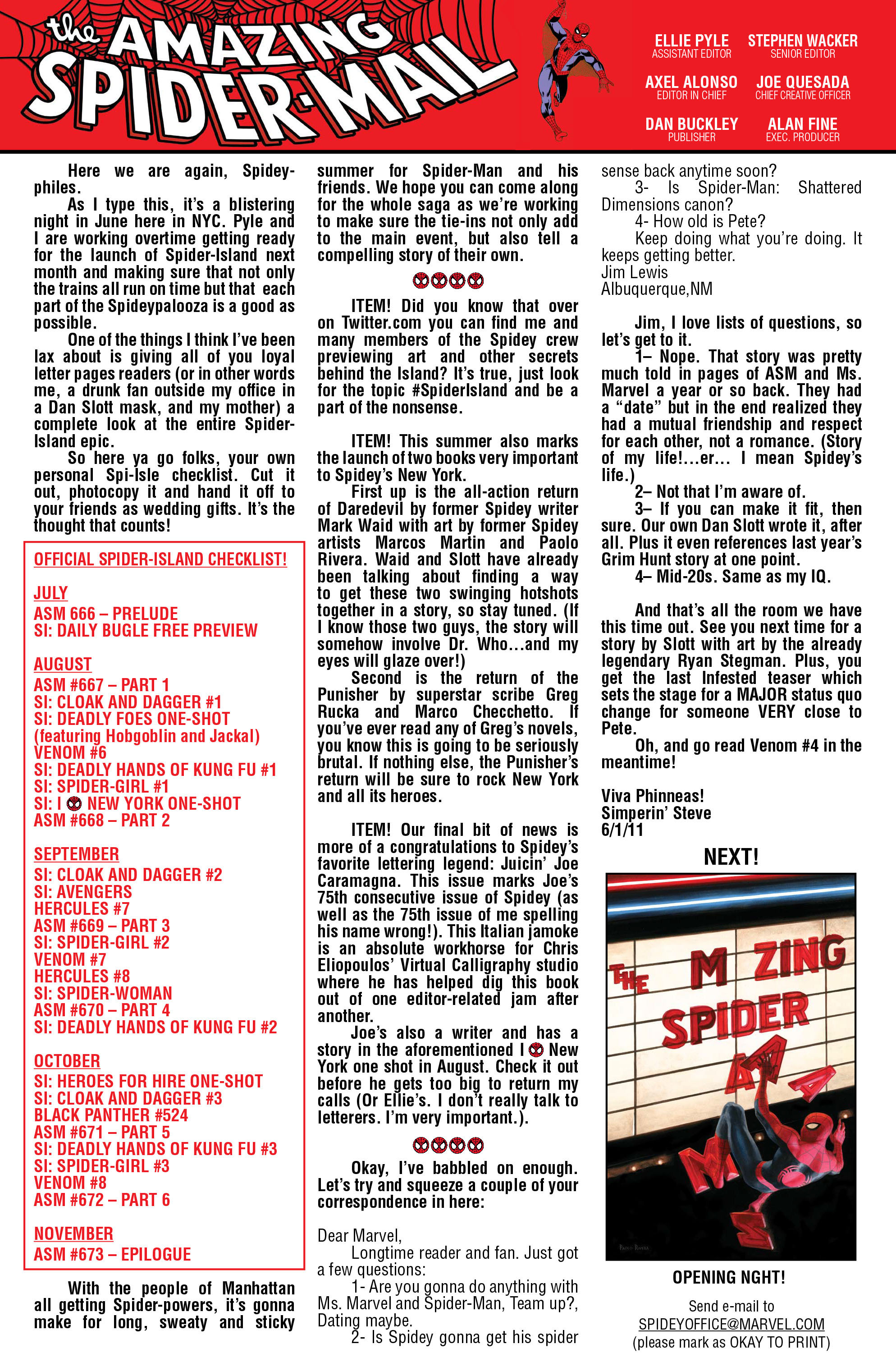 The Amazing Spider-Man (1963) 664 Page 28