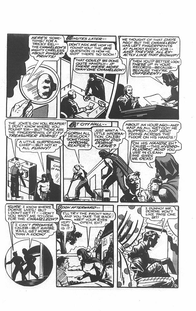 Read online Men of Mystery Comics comic -  Issue #28 - 19