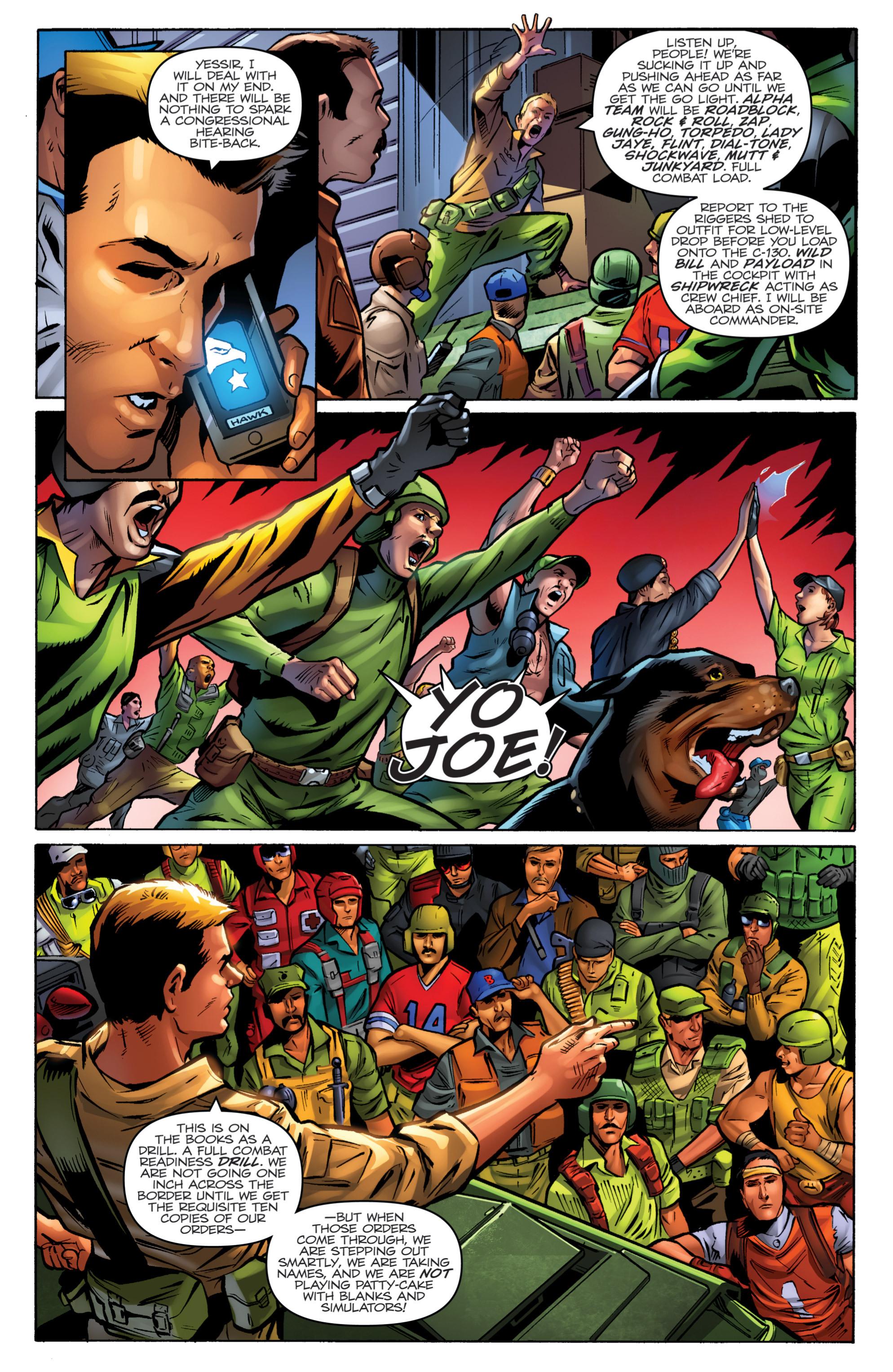 G.I. Joe: A Real American Hero 193 Page 21