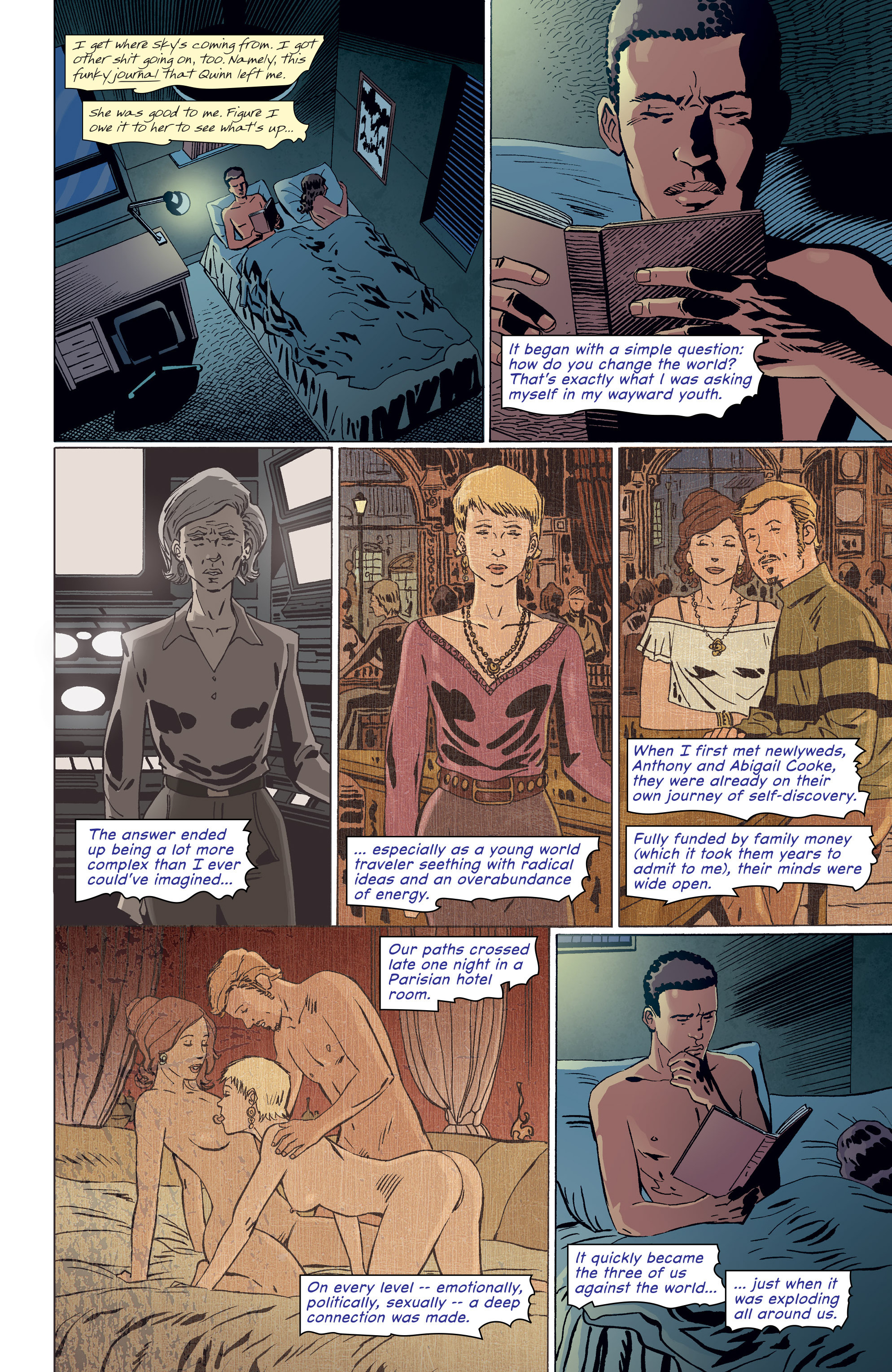 Read online Sex comic -  Issue #25 - 14