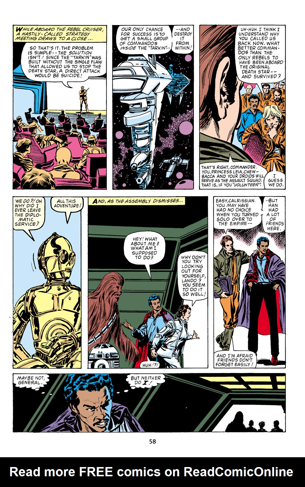 Read online Star Wars Omnibus comic -  Issue # Vol. 16 - 59