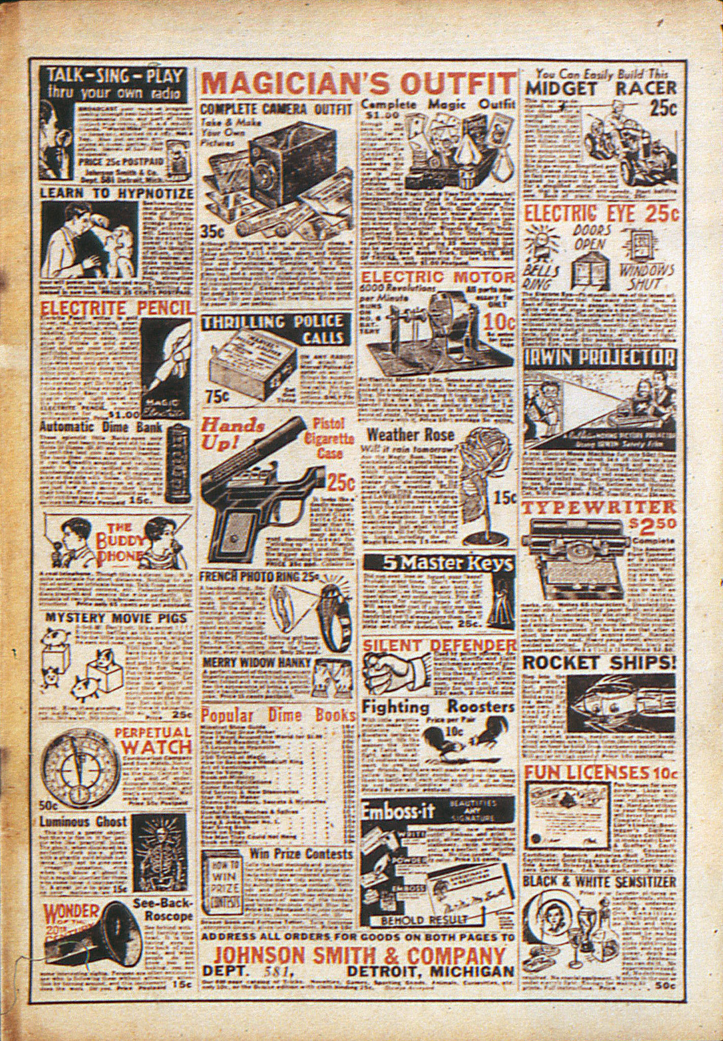 Read online Adventure Comics (1938) comic -  Issue #10 - 4