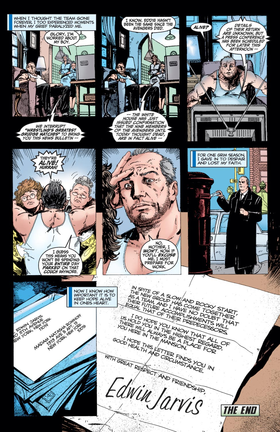 Avengers (1998) issue _Annual_1 - Page 38