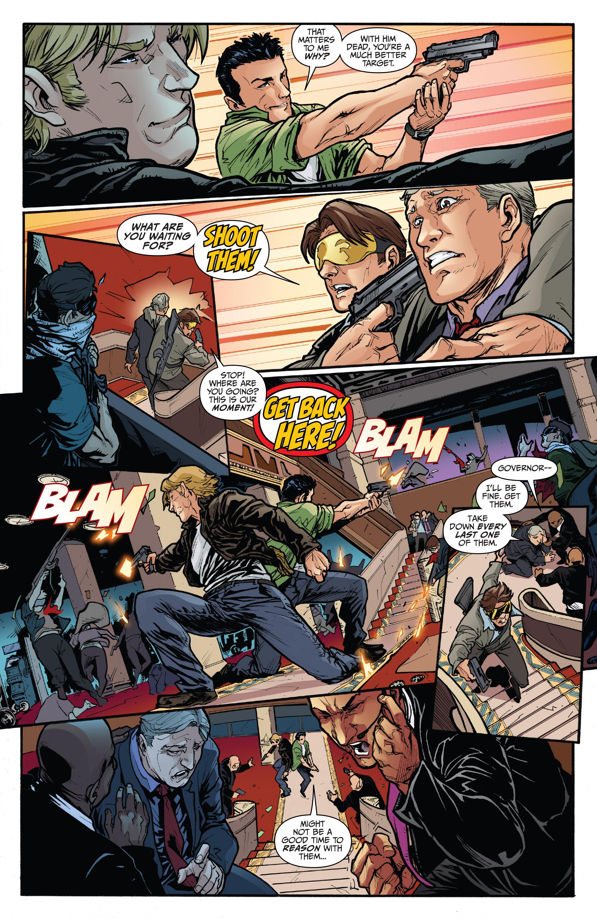 Read online 3 Guns comic -  Issue #6 - 11