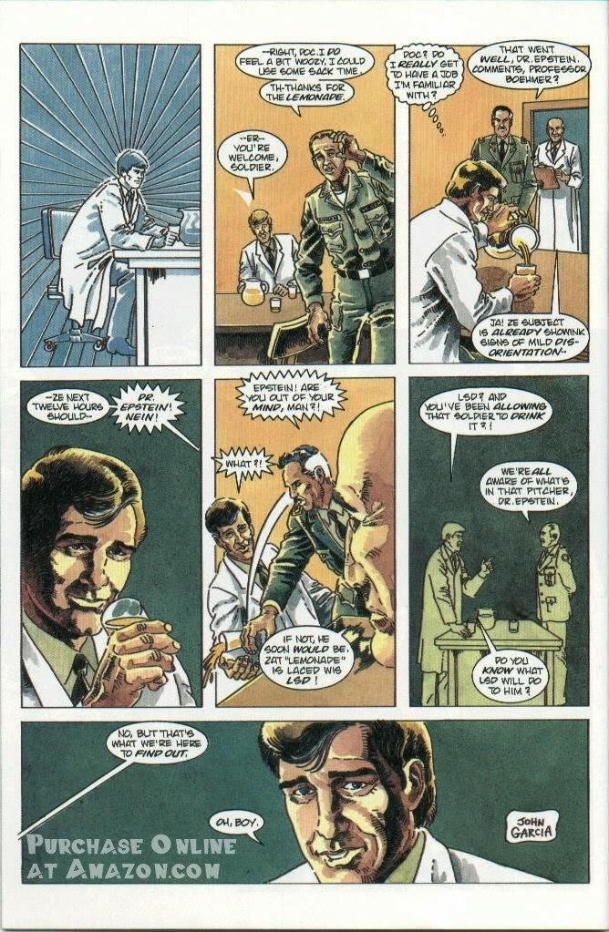 Read online Quantum Leap comic -  Issue #10 - 25