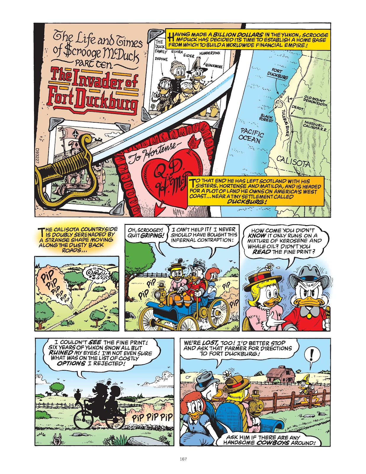 Read online The Complete Life and Times of Scrooge McDuck comic -  Issue # TPB 1 (Part 2) - 63