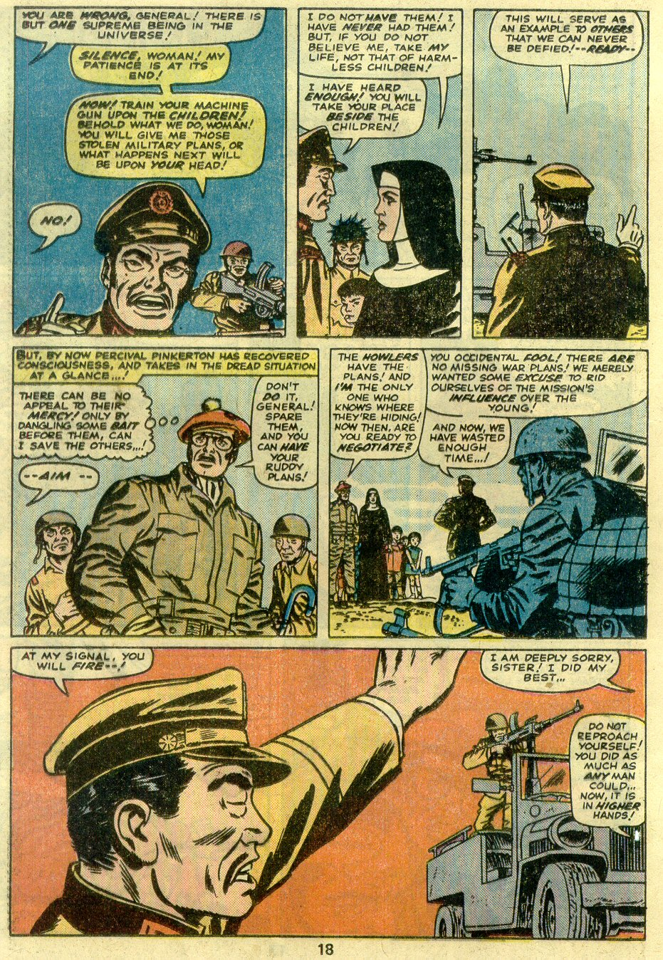 Read online Sgt. Fury comic -  Issue #125 - 20