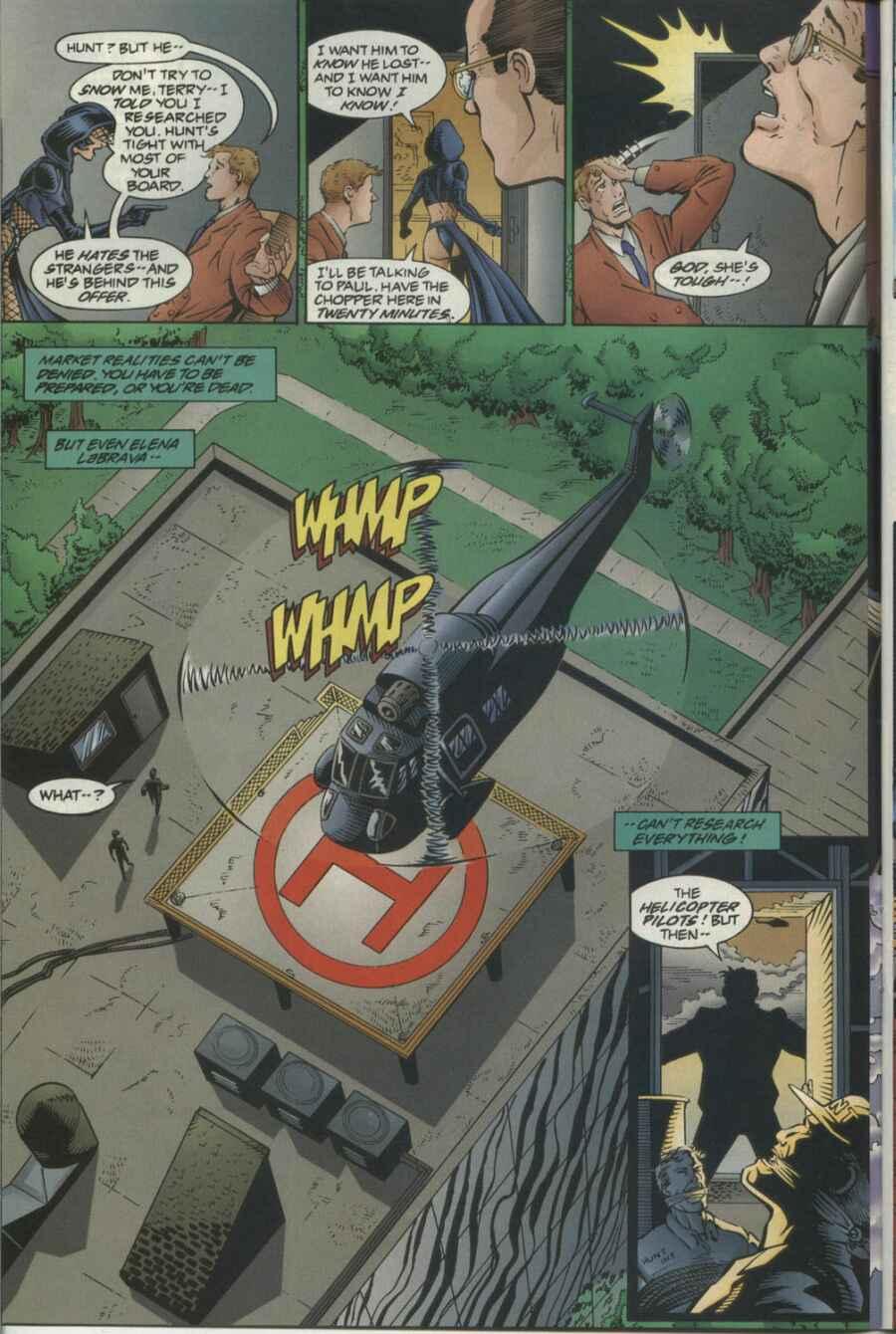 Read online Ultraverse Premiere comic -  Issue #4 - 18