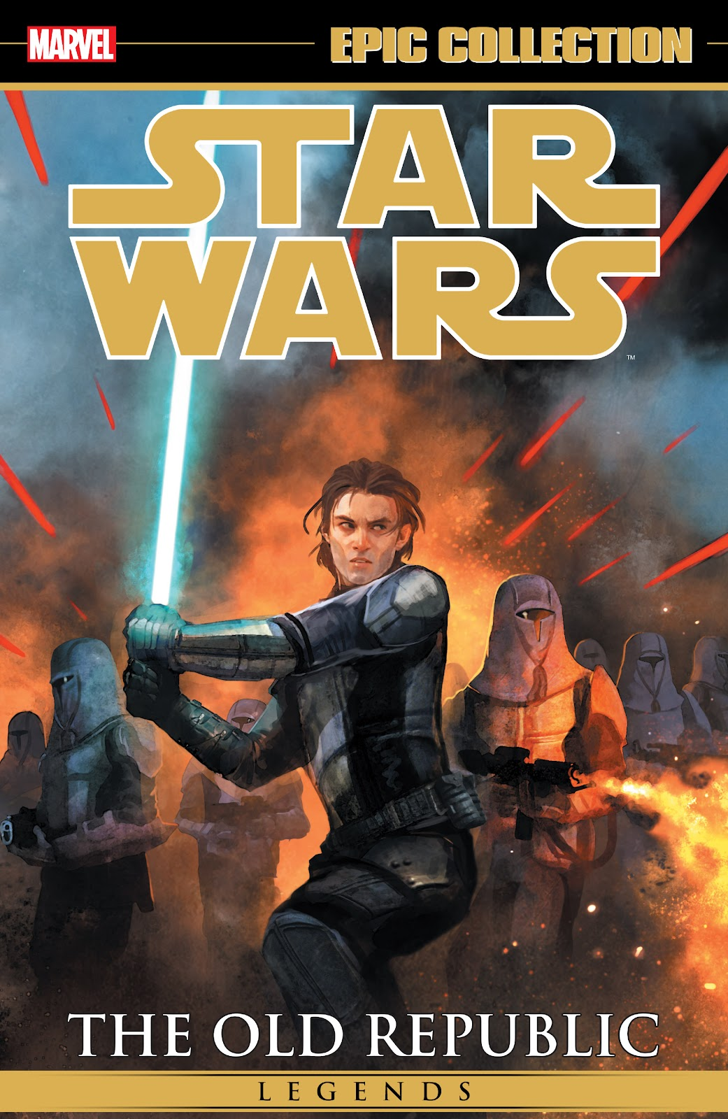 Read online Star Wars Legends: The Old Republic - Epic Collection comic -  Issue # TPB 3 (Part 1) - 1