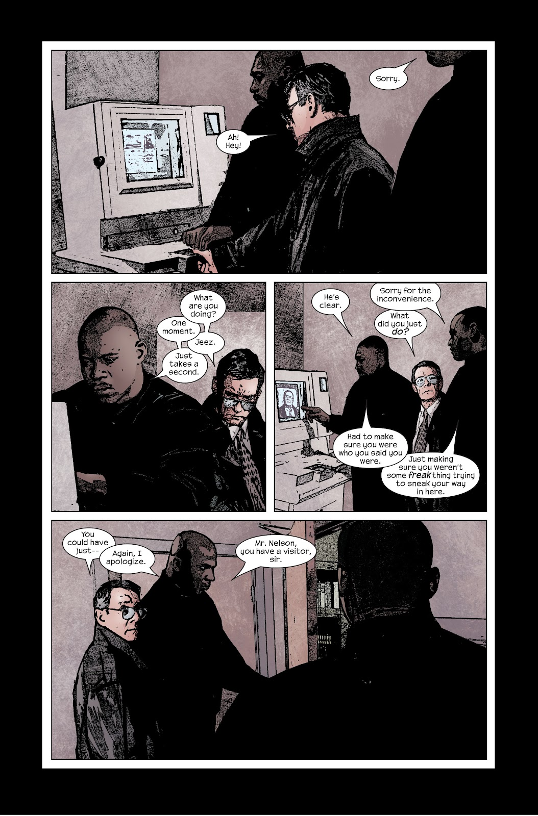 Read online Daredevil (1998) comic -  Issue # _Ultimate_Collection TPB 2 (Part 3) - 85