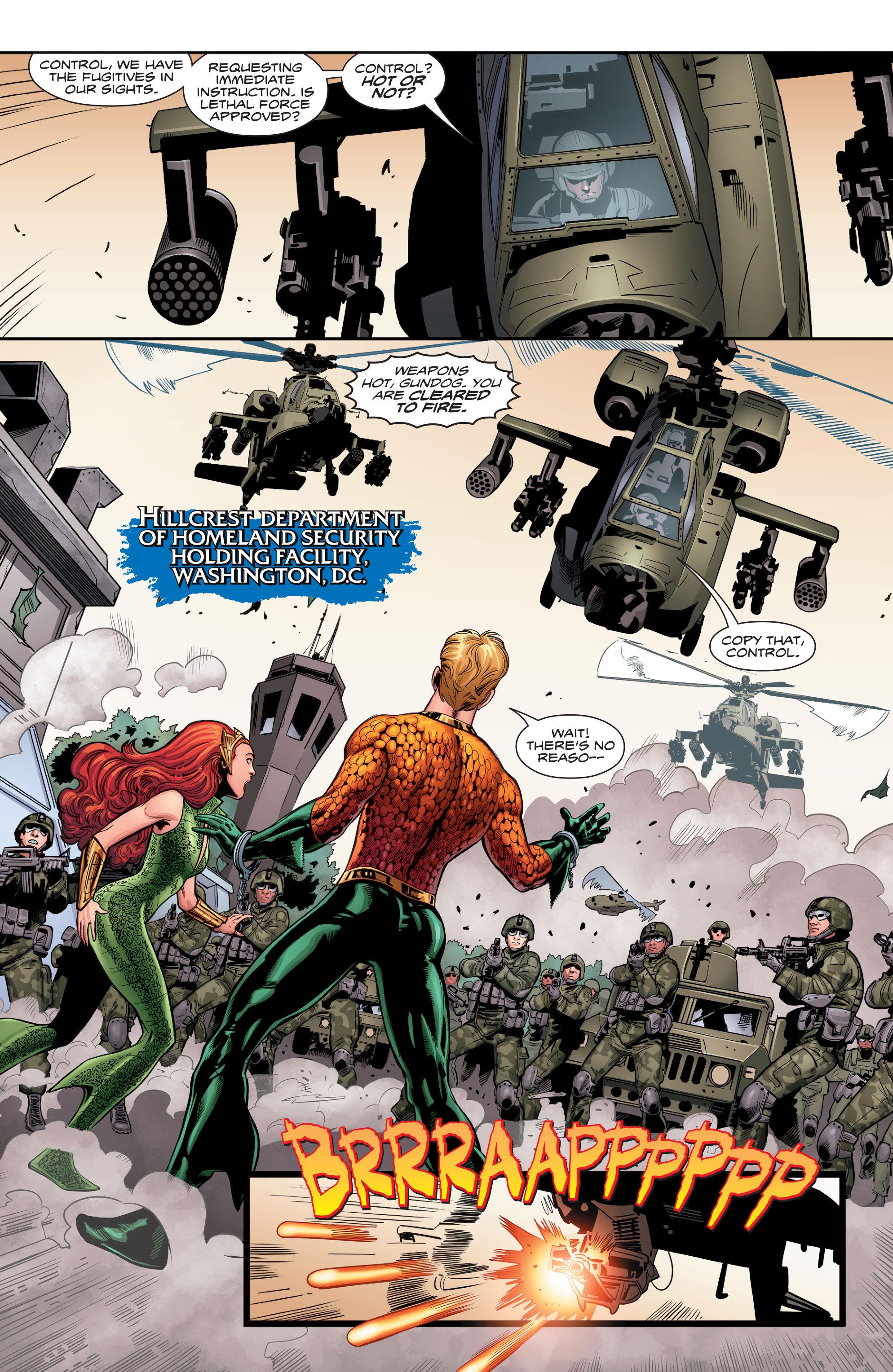 Read online Aquaman (2016) comic -  Issue #5 - 4