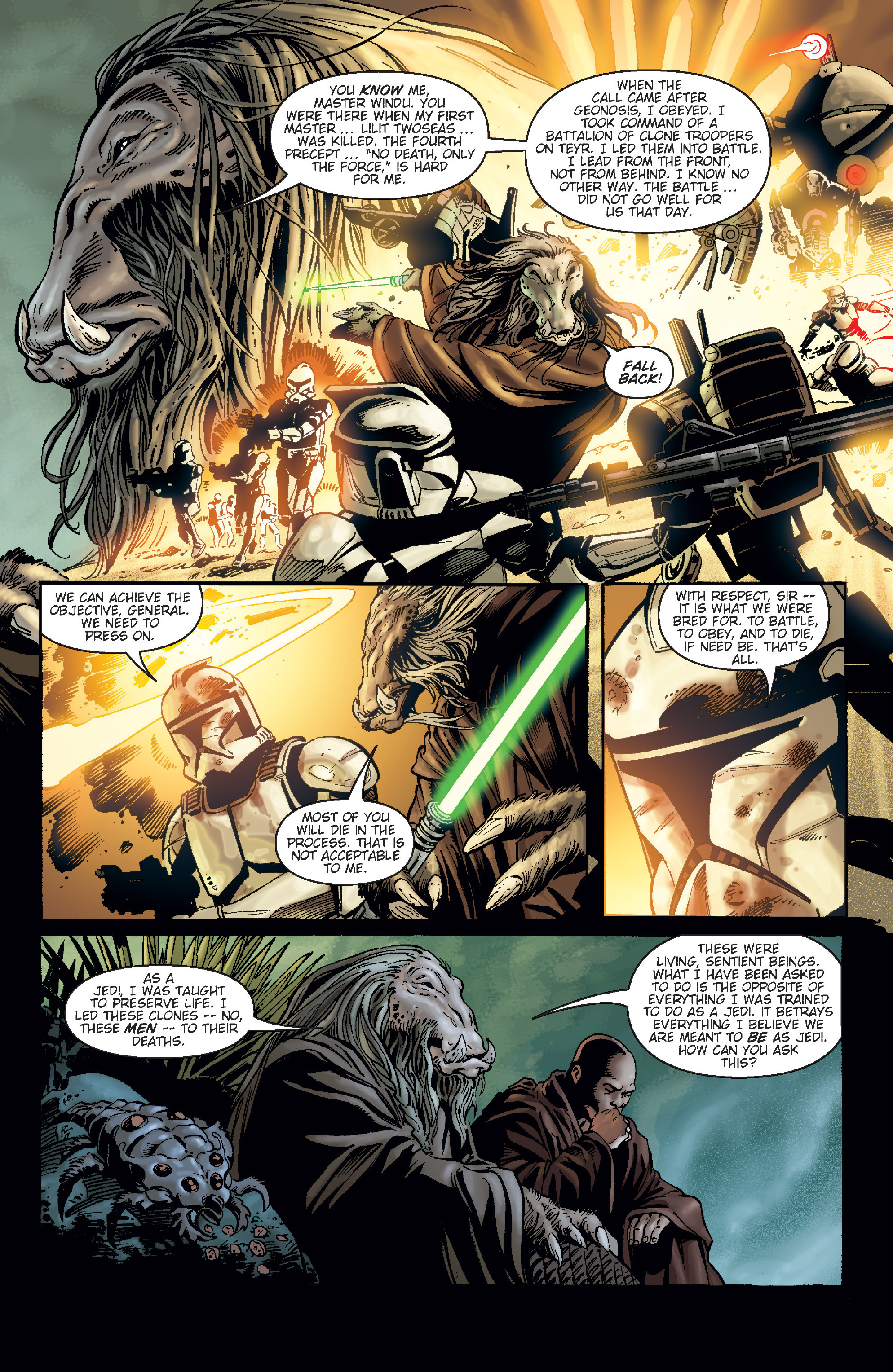 Read online Star Wars Omnibus comic -  Issue # Vol. 24 - 95