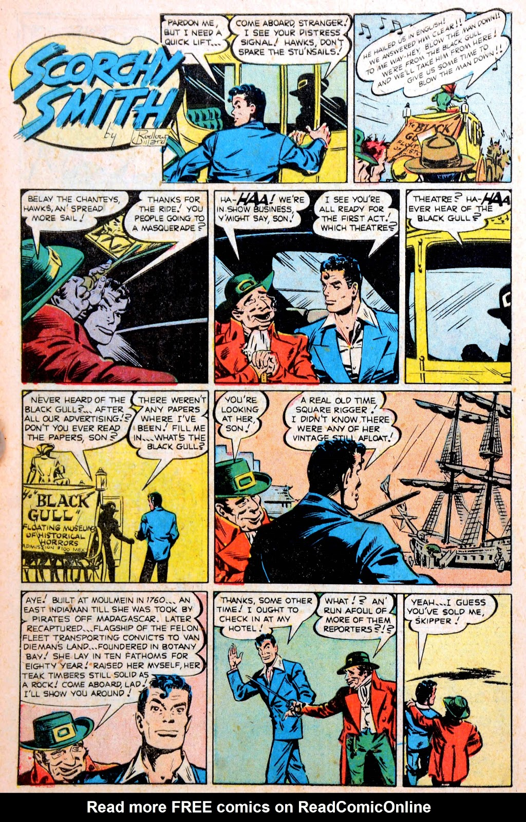 Read online Famous Funnies comic -  Issue #194 - 12