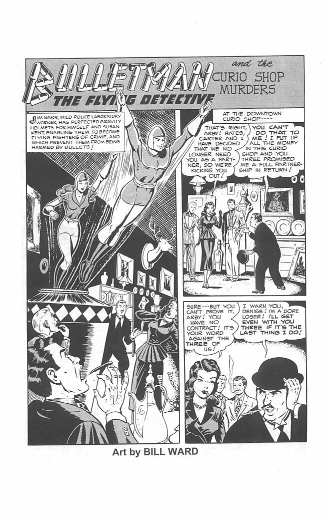 Read online Golden-Age Men of Mystery comic -  Issue #14 - 42