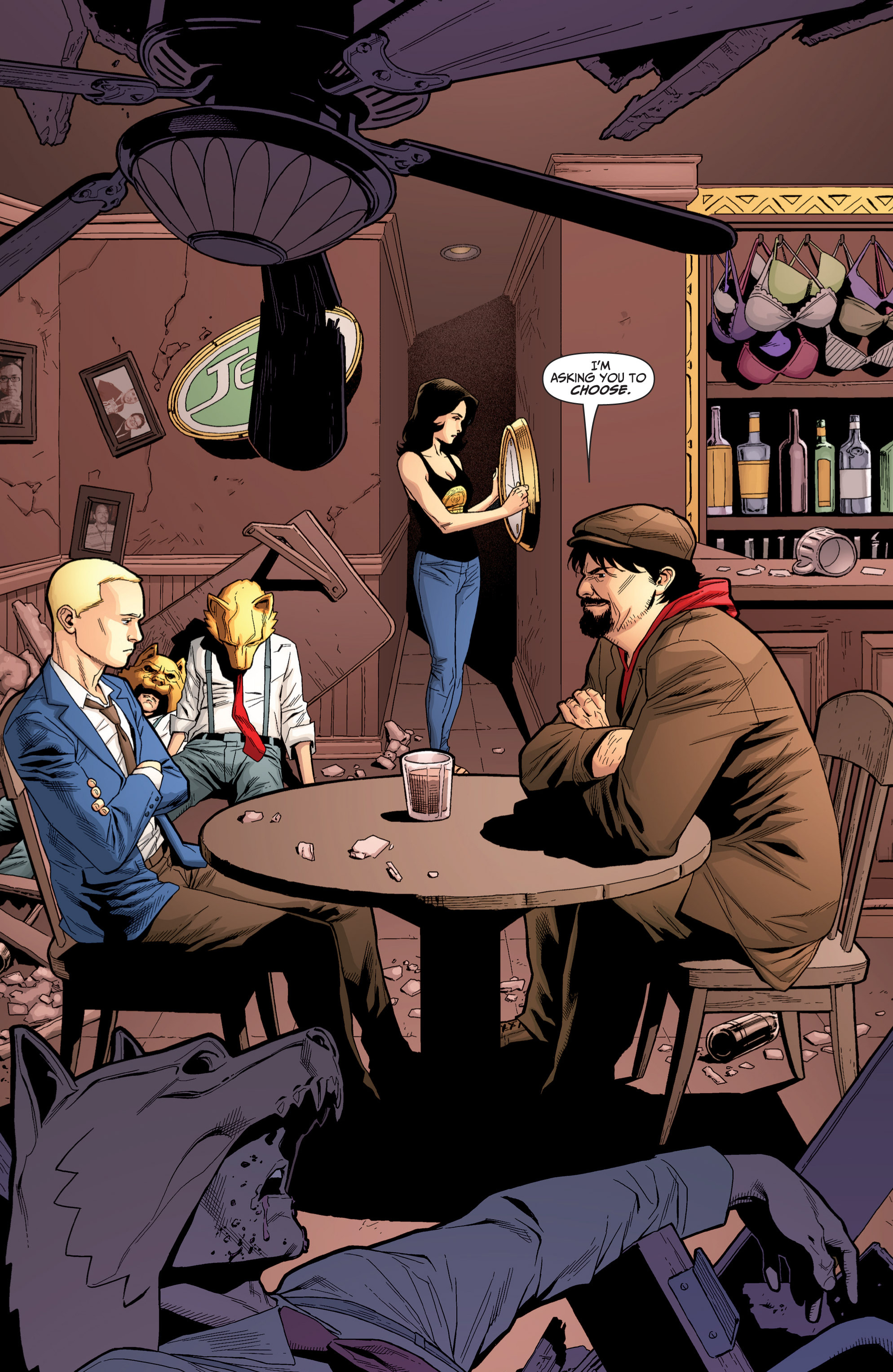 Read online Archer and Armstrong comic -  Issue #Archer and Armstrong _TPB 6 - 104