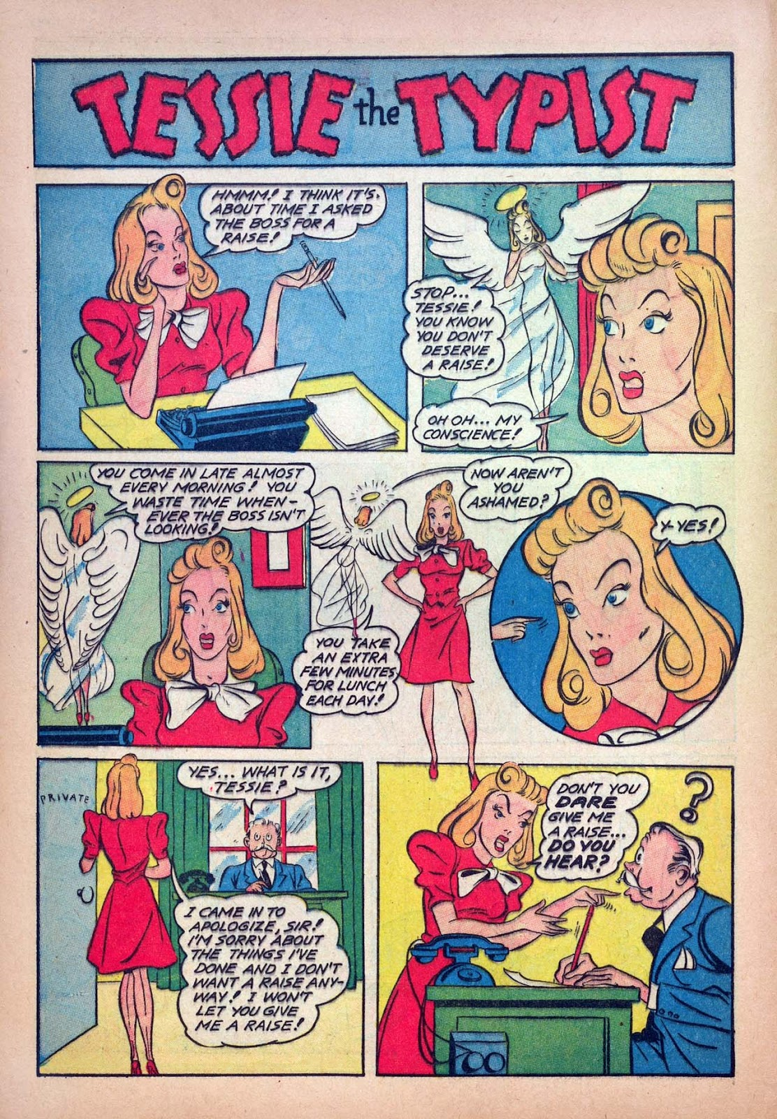 Read online Joker Comics comic -  Issue #4 - 12