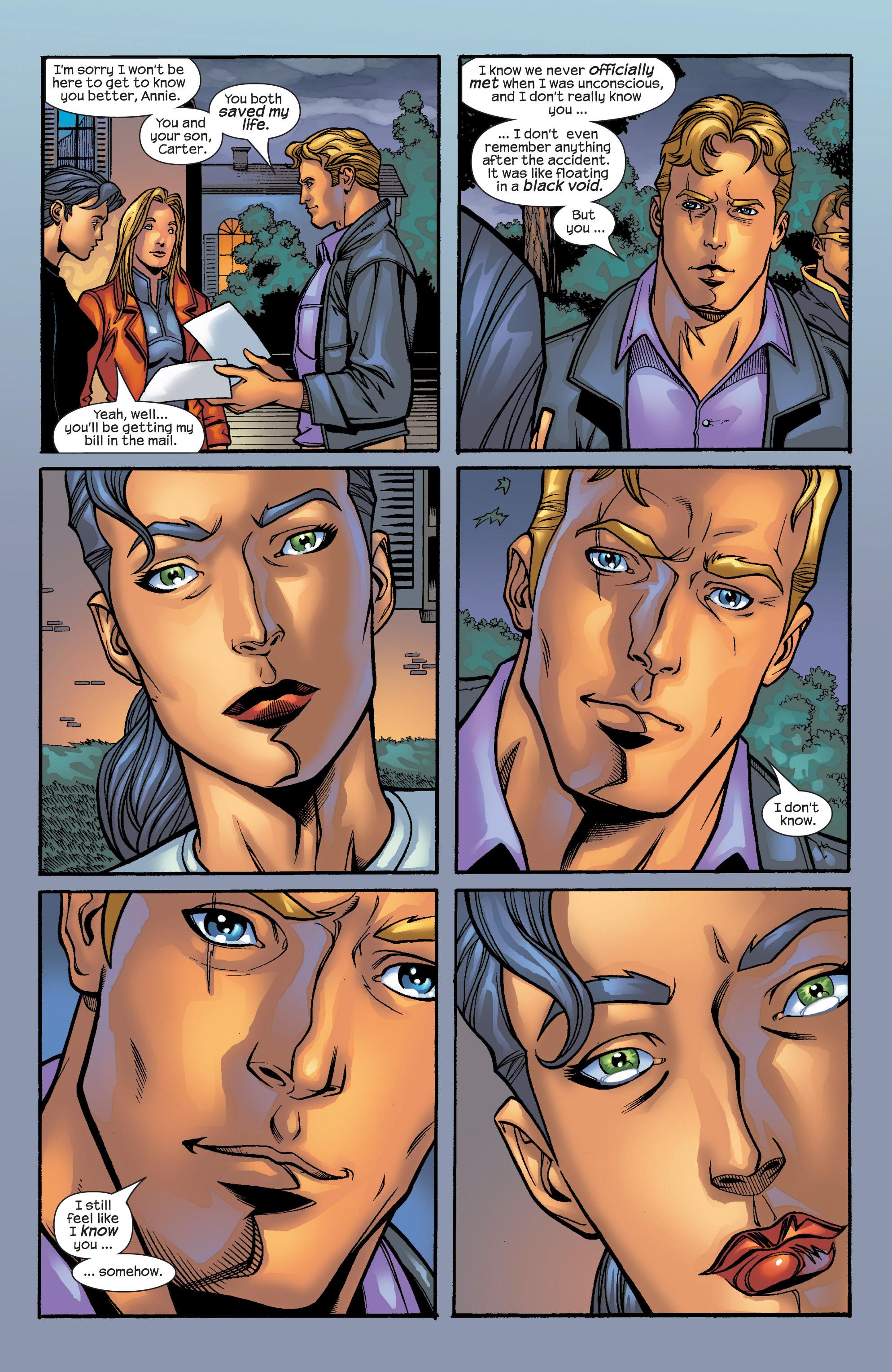Read online Uncanny X-Men (1963) comic -  Issue #421 - 24