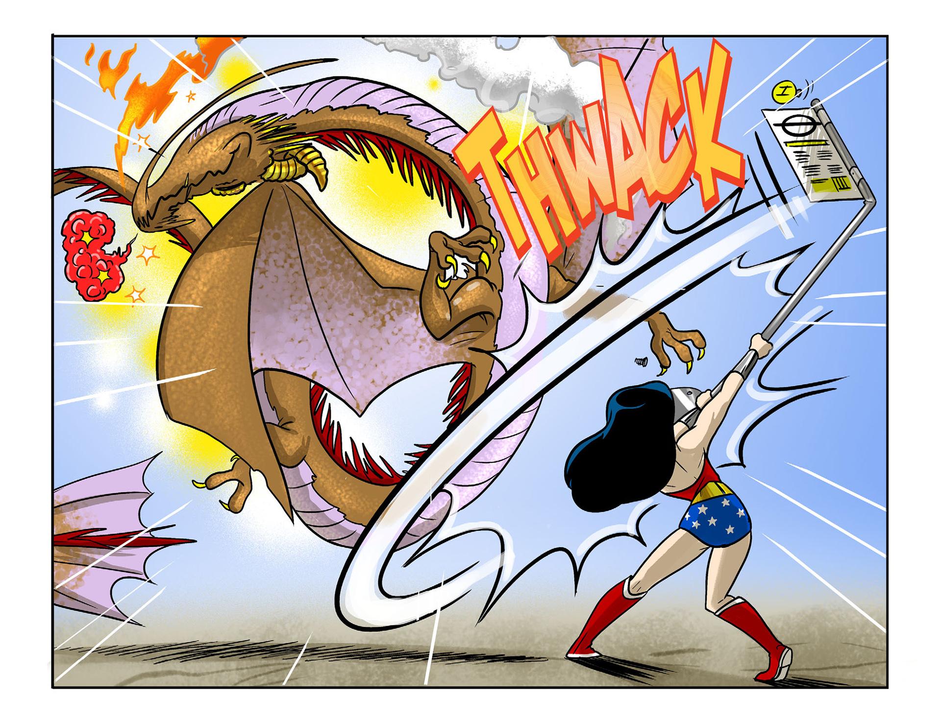 Read online Sensation Comics Featuring Wonder Woman comic -  Issue #9 - 19