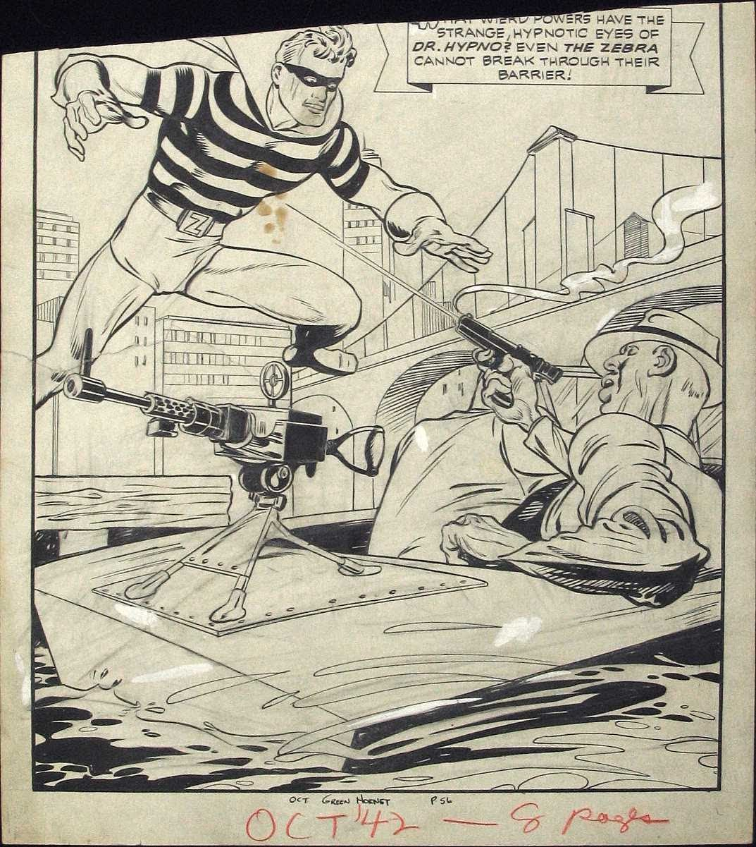 Green Hornet Comics issue 9 - Page 16
