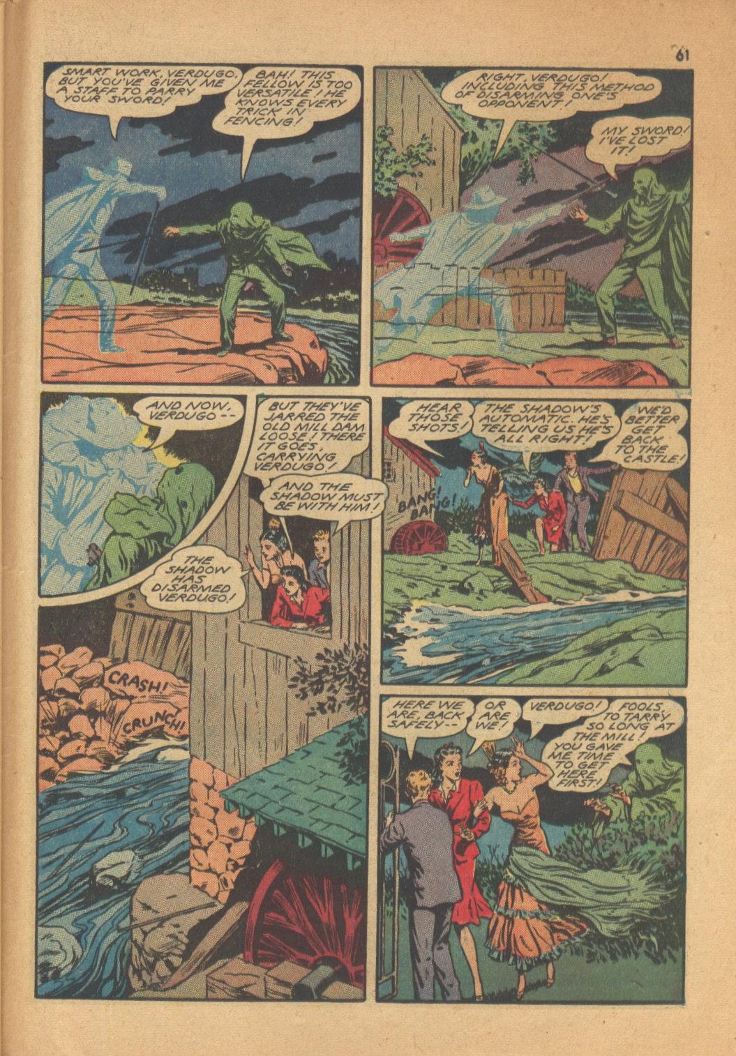 Read online Super-Magician Comics comic -  Issue #13 - 61