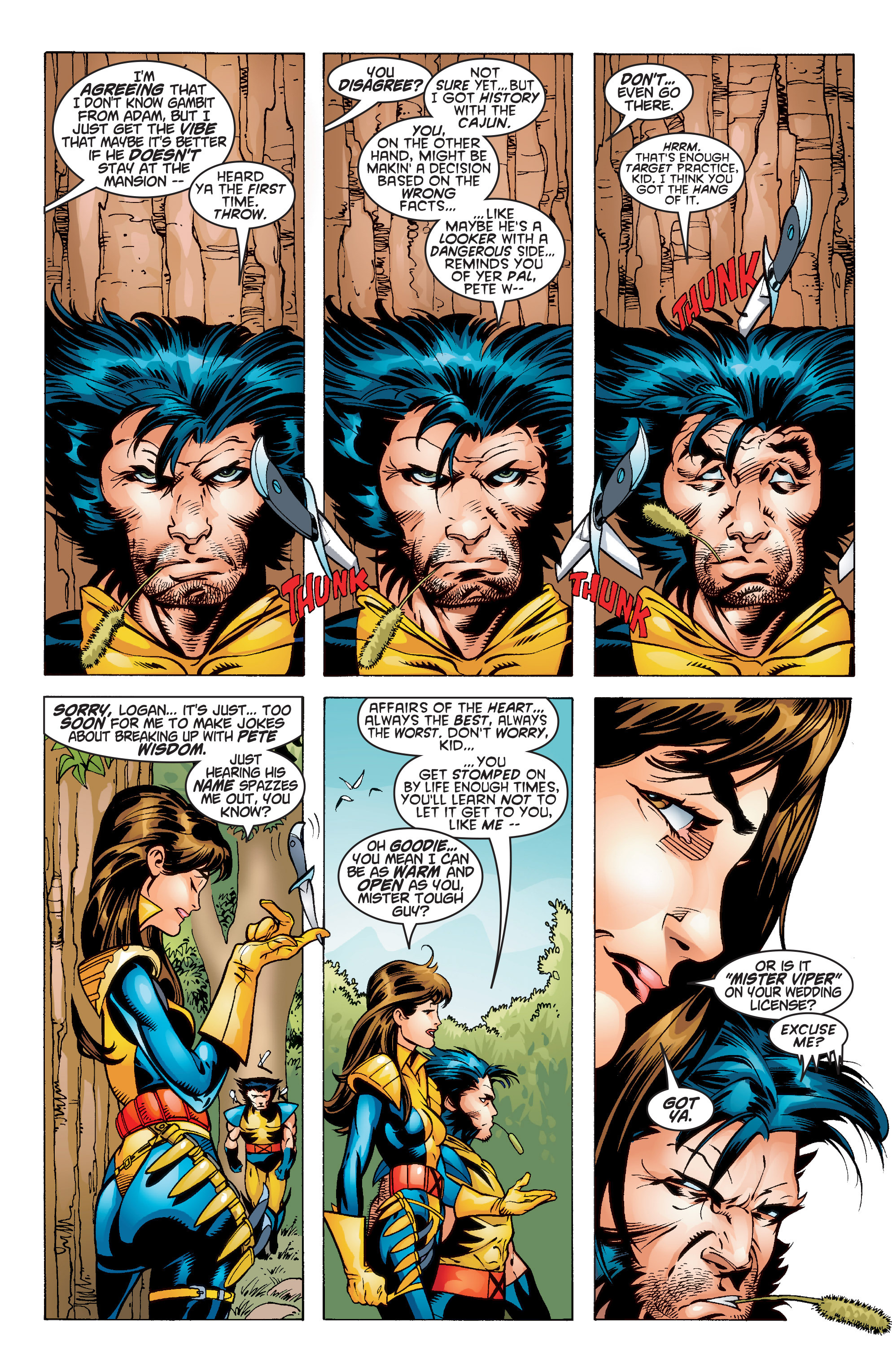 X-Men (1991) 81 Page 12