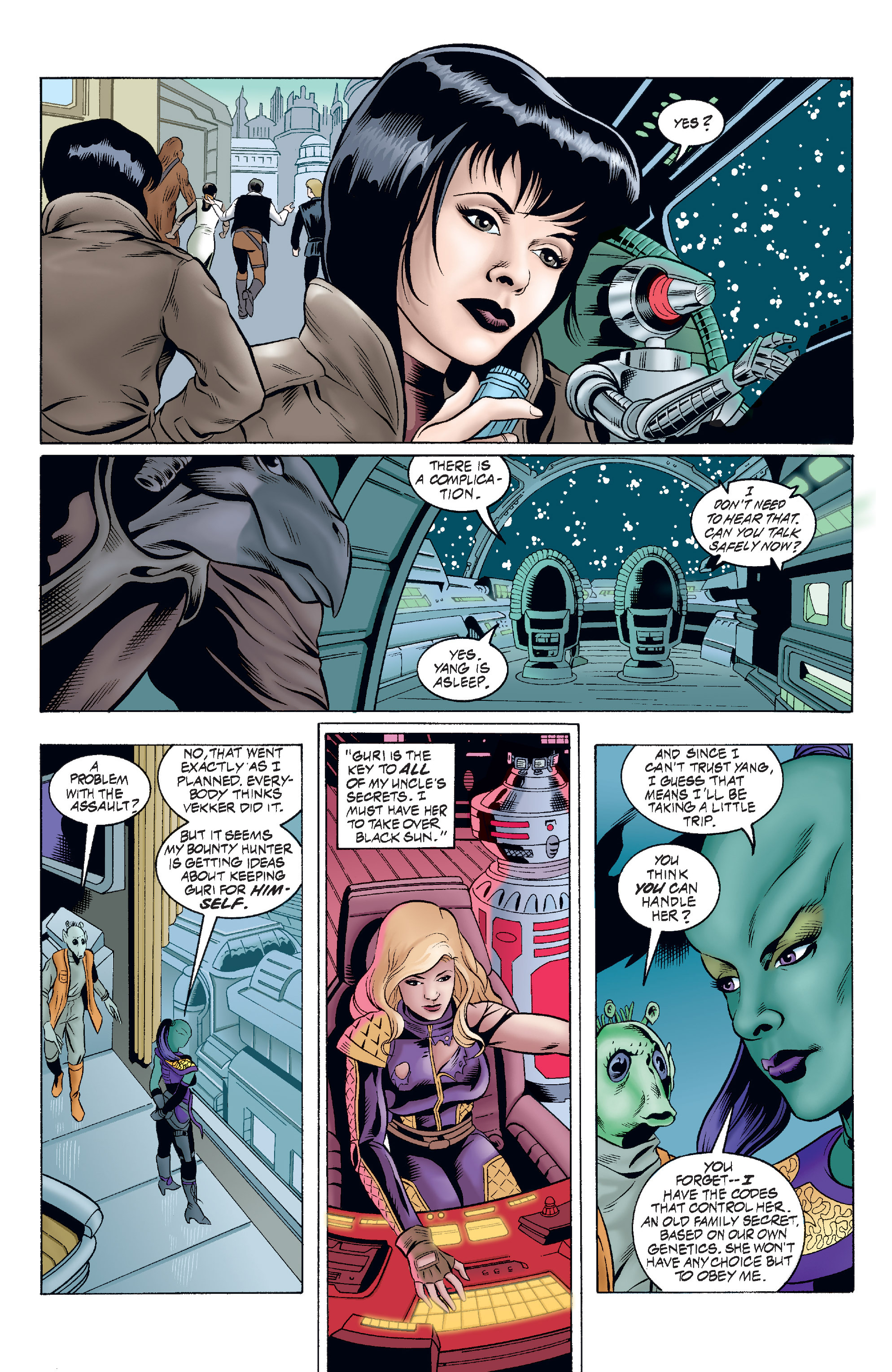 Read online Star Wars Omnibus comic -  Issue # Vol. 11 - 355