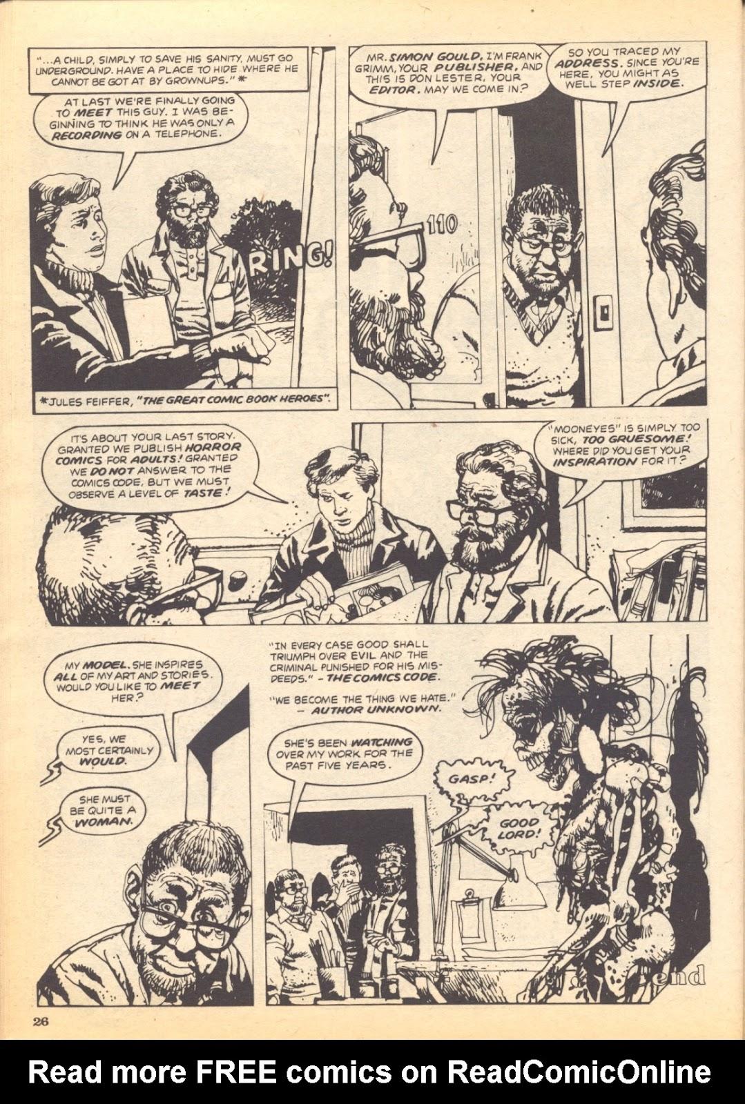 Creepy (1964) Issue #122 #122 - English 26