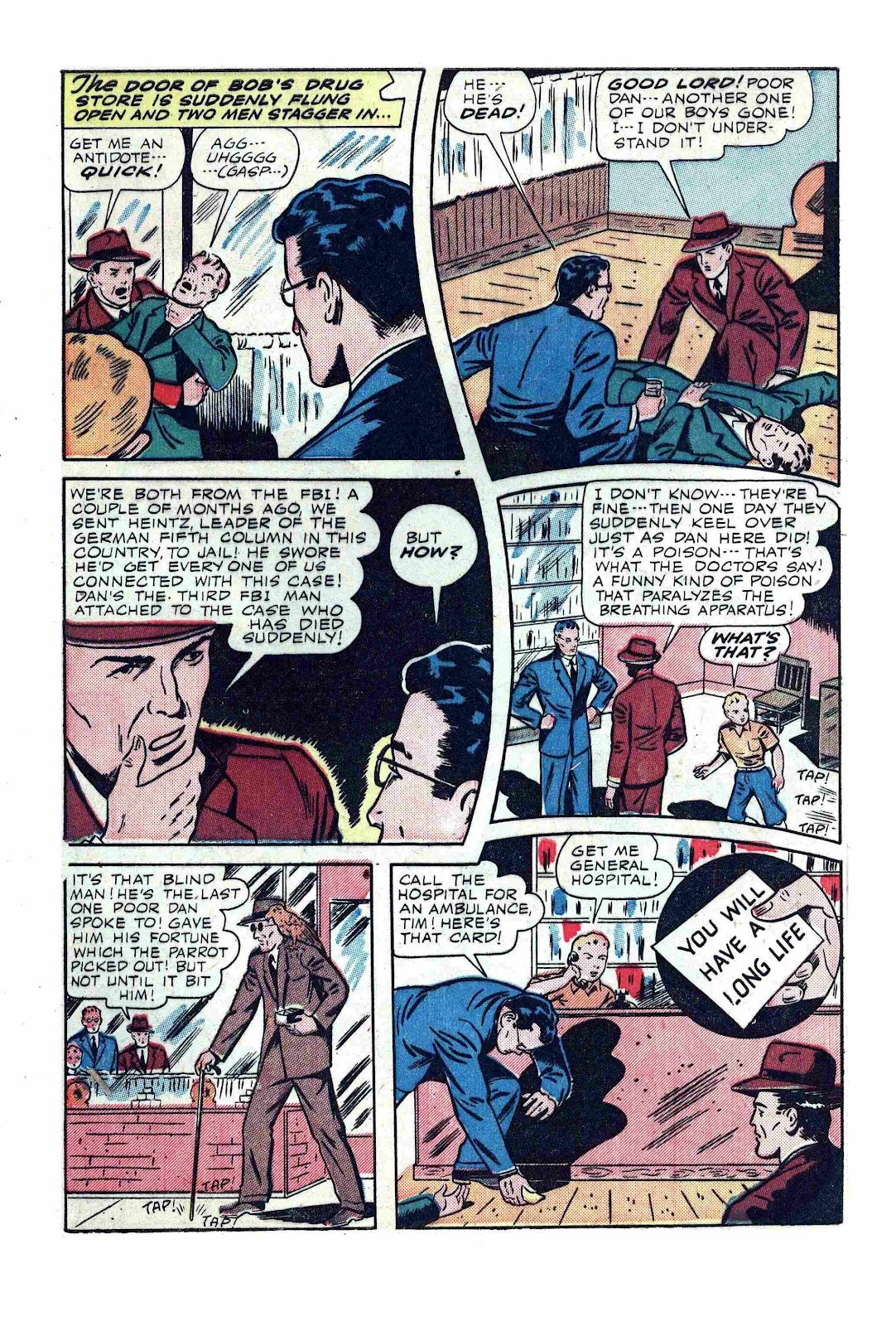 Read online America's Best Comics comic -  Issue #13 - 4
