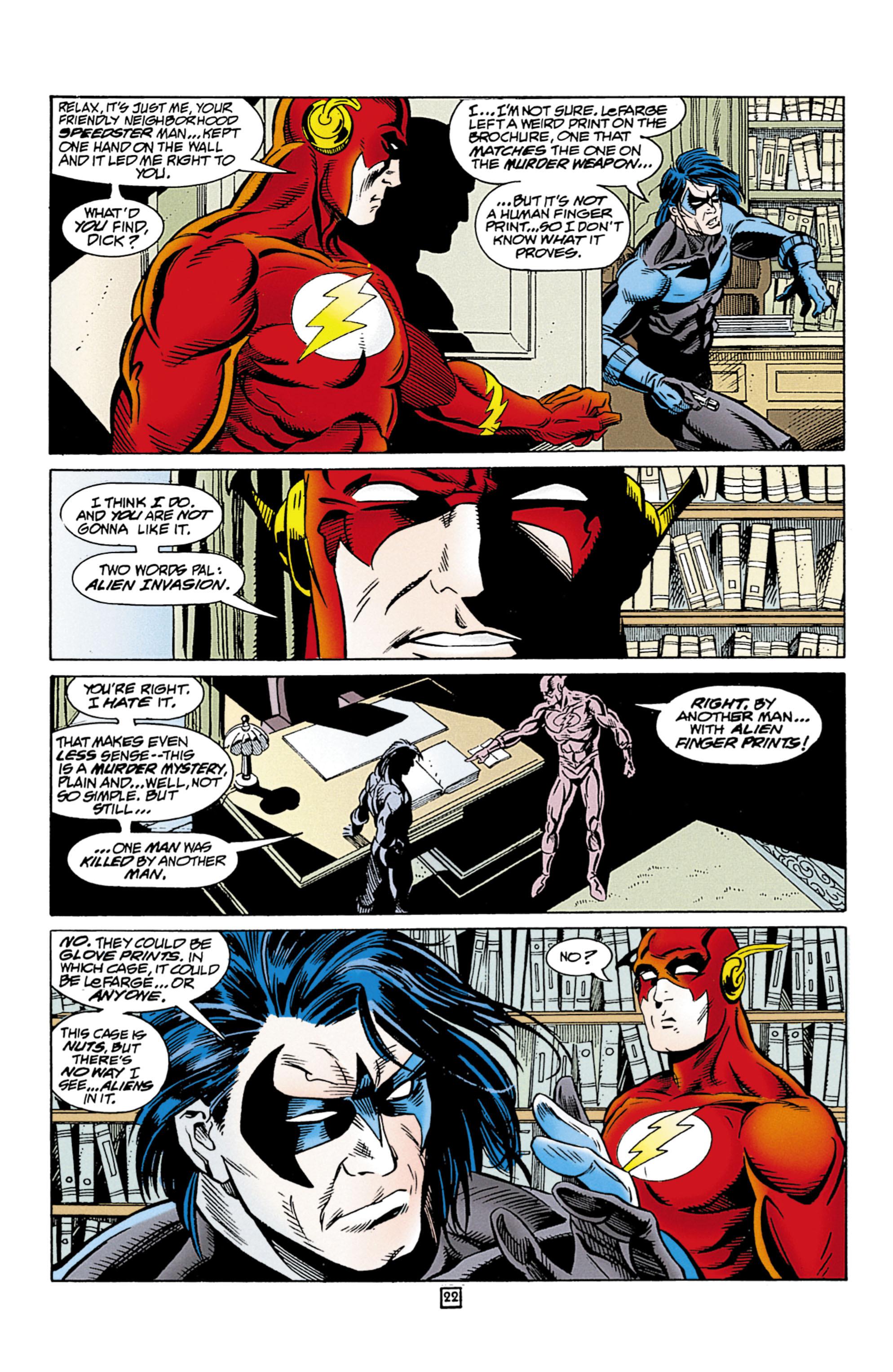 Read online Flash Plus comic -  Issue # Full - 23