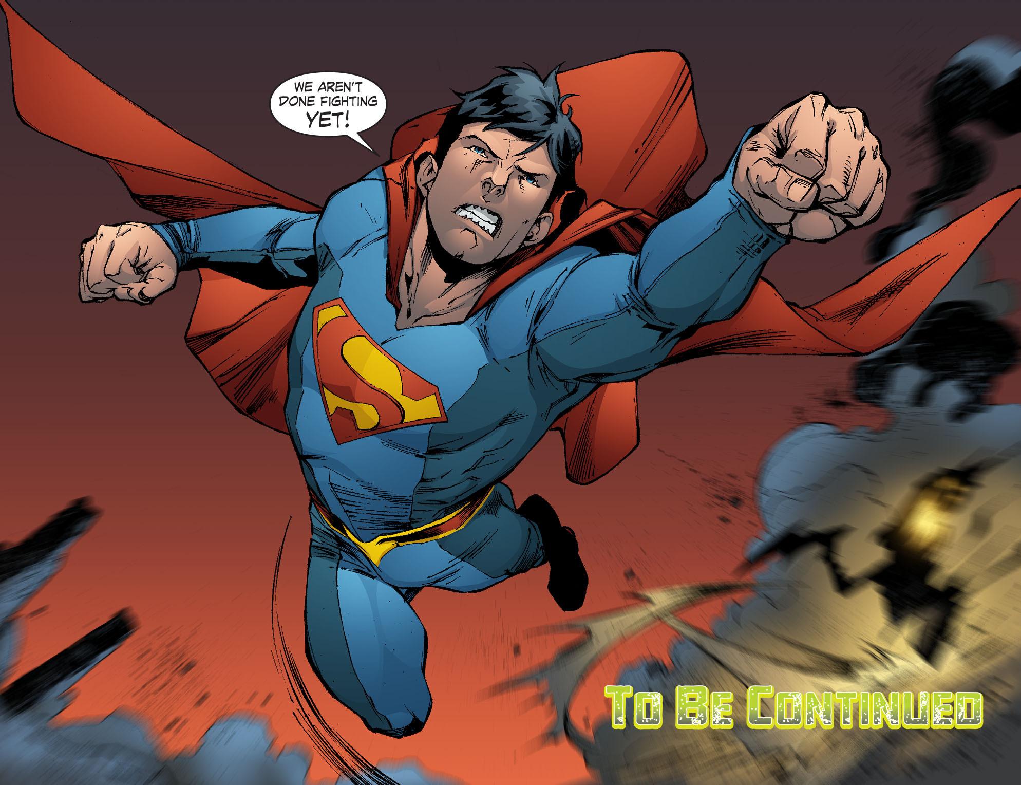 Read online Smallville: Lantern [I] comic -  Issue #11 - 22