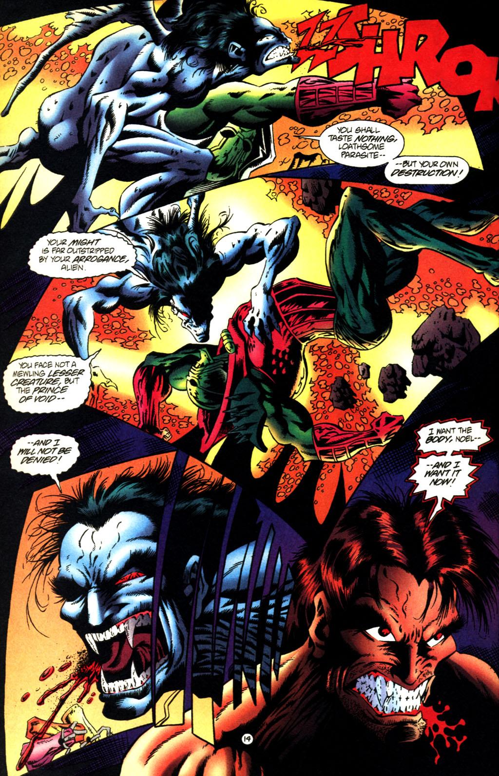 Read online Rune (1995) comic -  Issue # _Infinity - 16