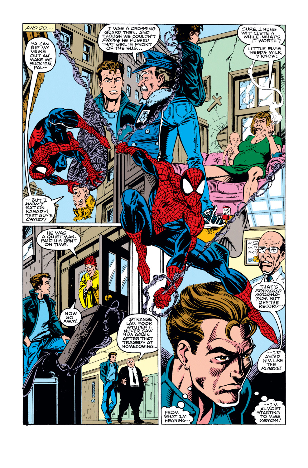 The Amazing Spider-Man (1963) 361 Page 12