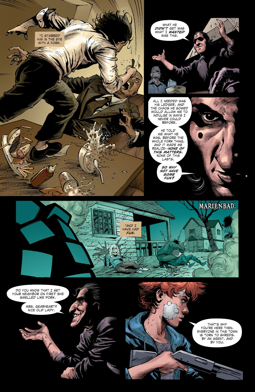 Read online The Curse of Brimstone: Ashes comic -  Issue # TPB (Part 2) - 16