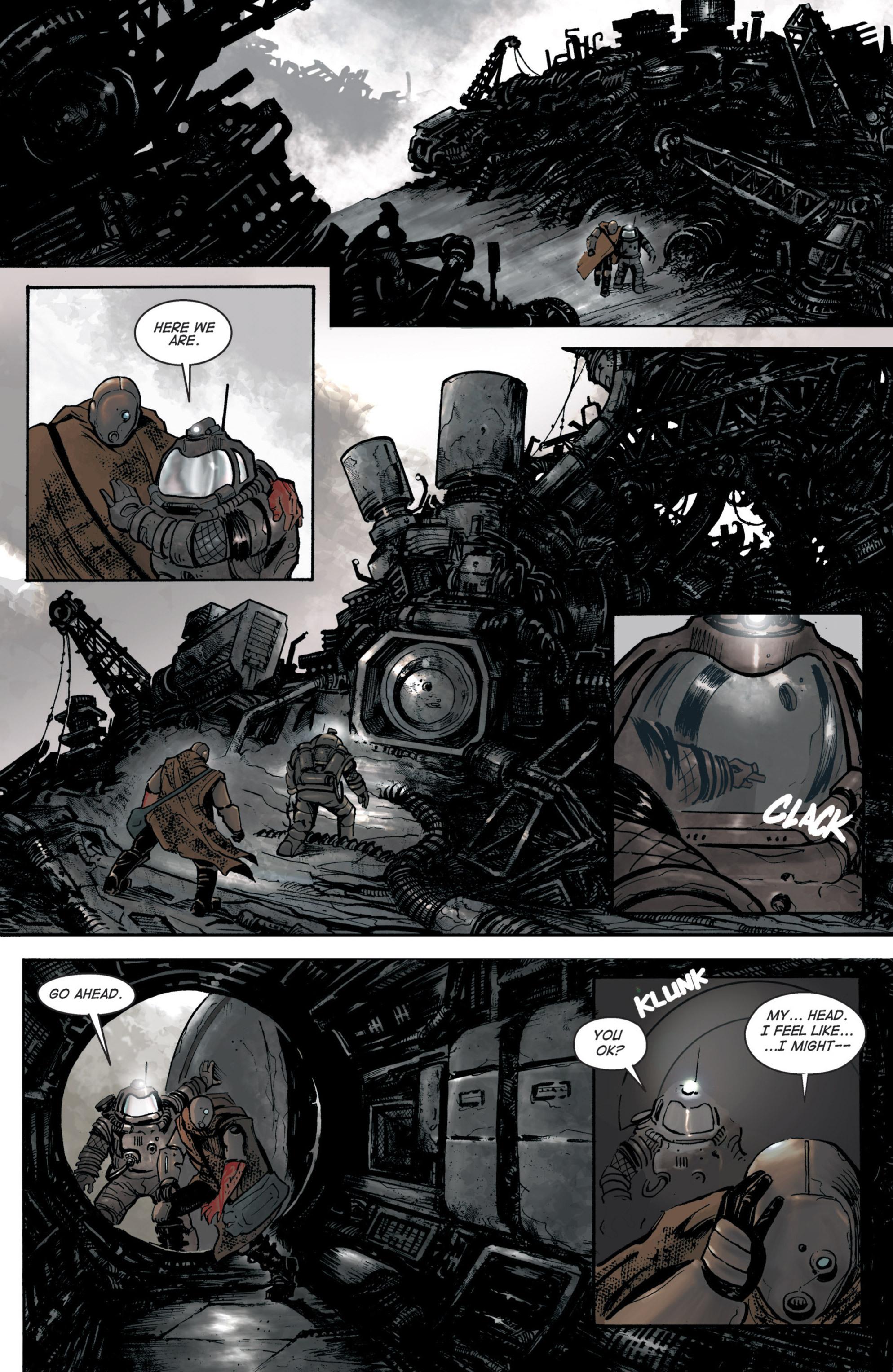 Read online Planetoid comic -  Issue # TPB - 30